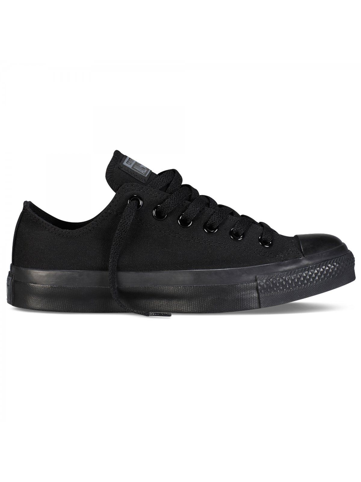 Converse All Star Unisex Chuck Taylor Low Top - Black Monochrome