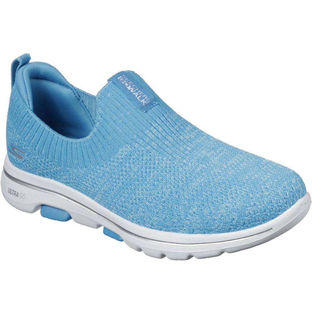 Skechers Womens Gowalk 5 Trendy Lightweight Sports Trainers