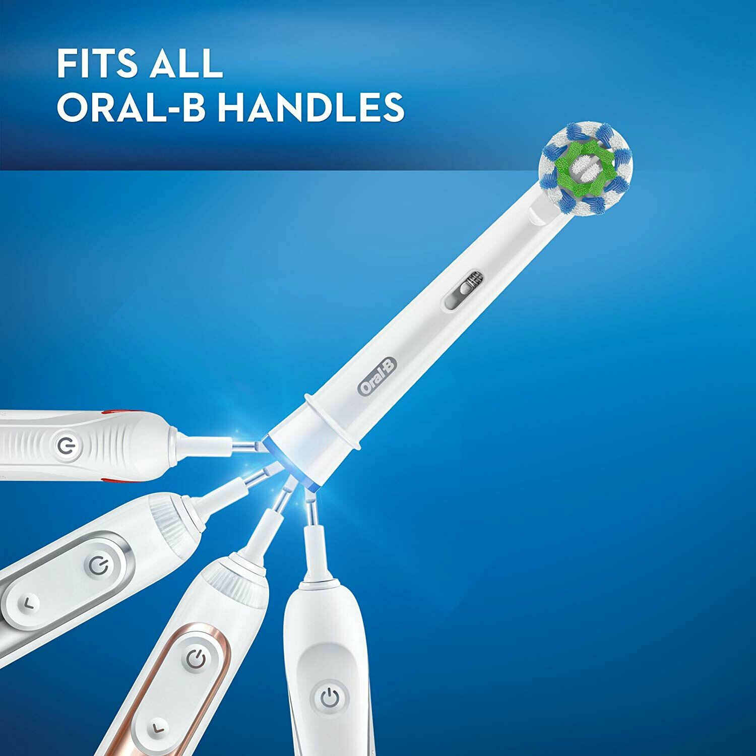 Oral-B Smart 5 5000N CrossAction Electric Toothbrush