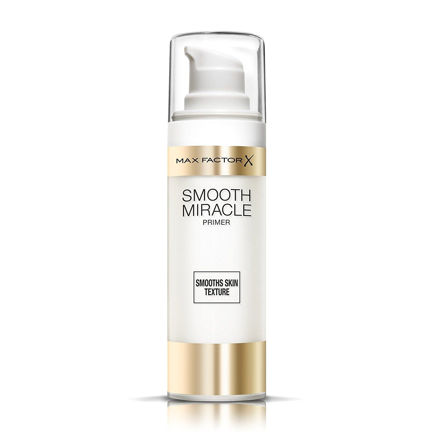 2 x Max Factor Smooth Miracle Primer Smooths Skin Texture 30ml - Sealed