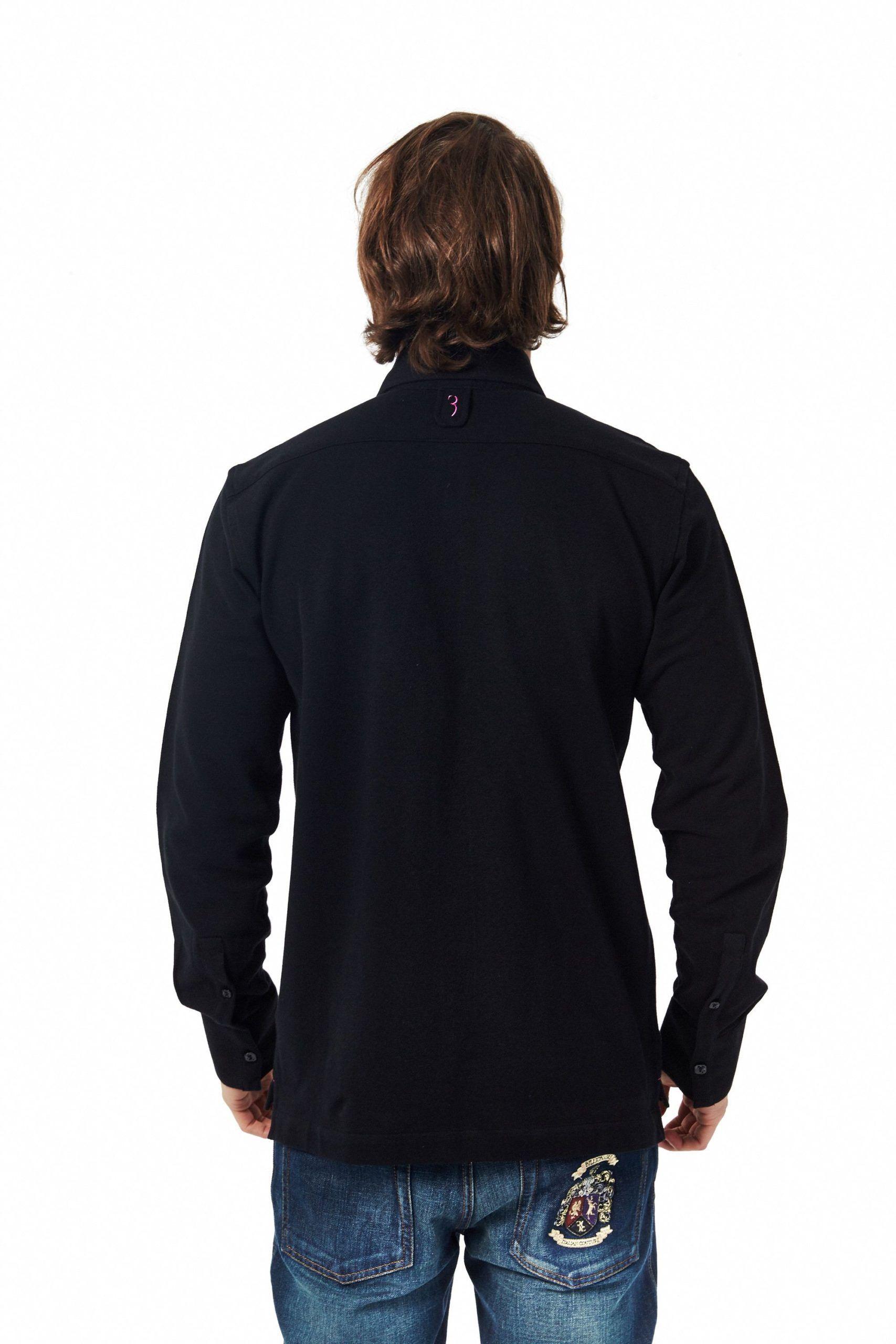 Billionaire Italian Couture Black Shirt