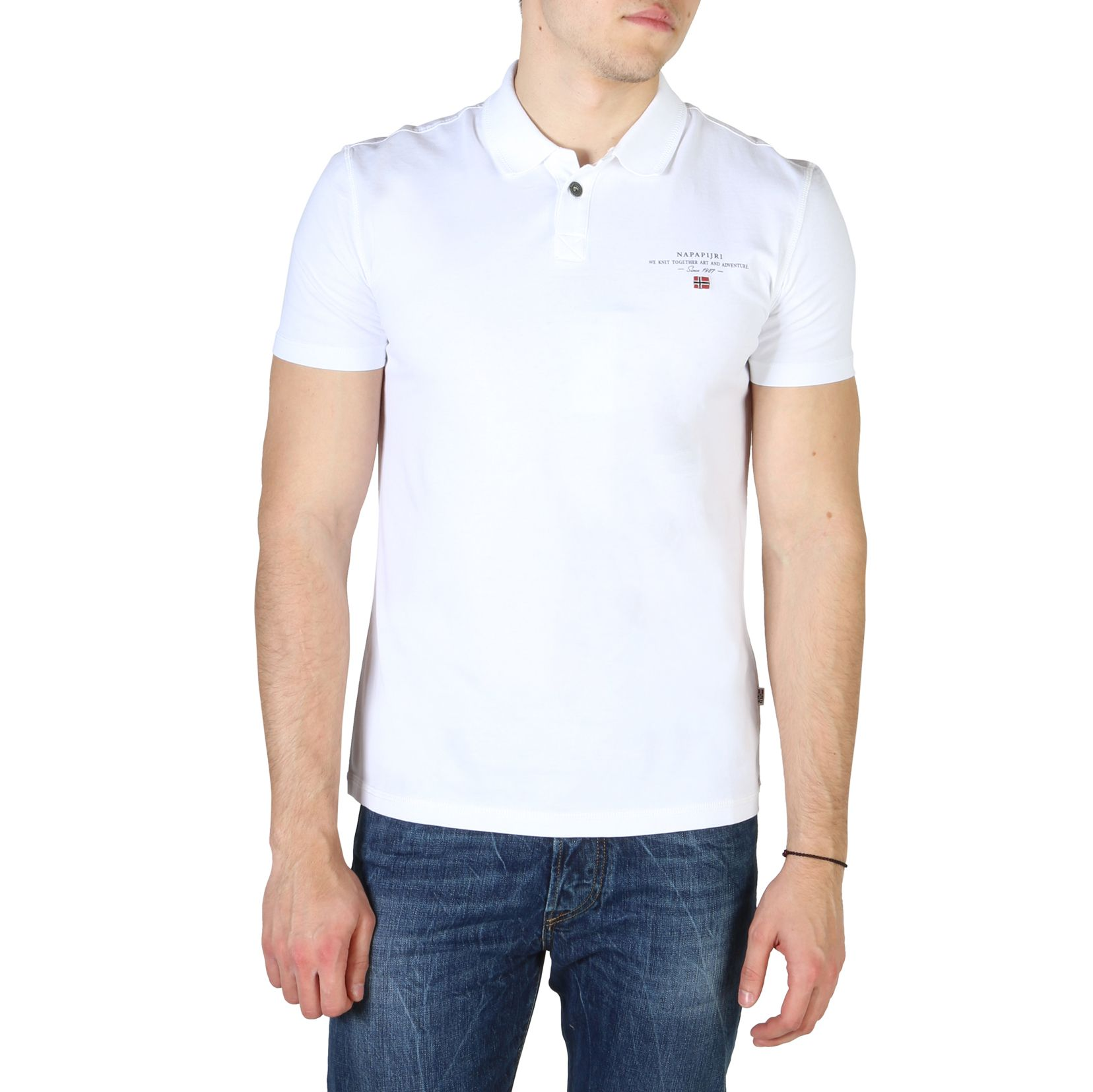 Napapijri Mens Polo