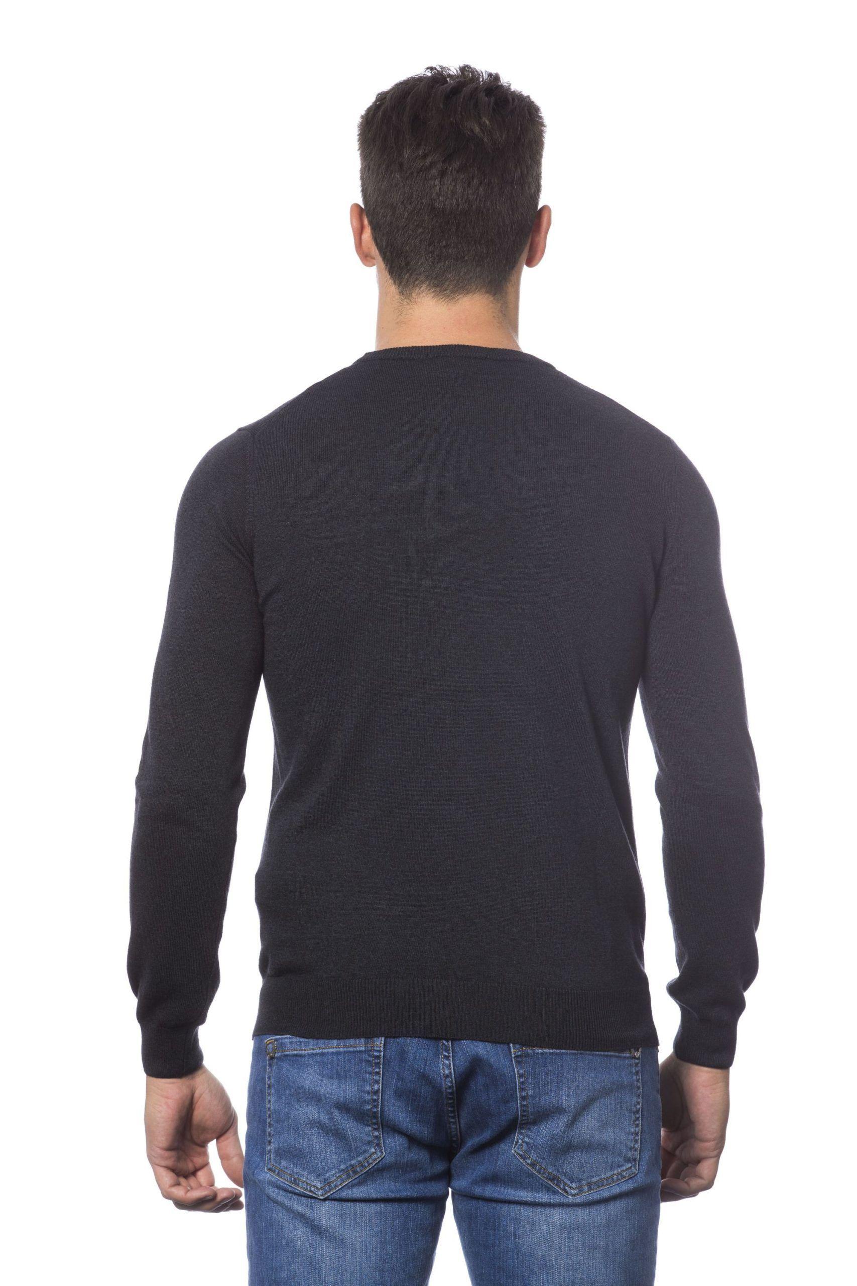 Roberto Cavalli Sport Antracite Sweater