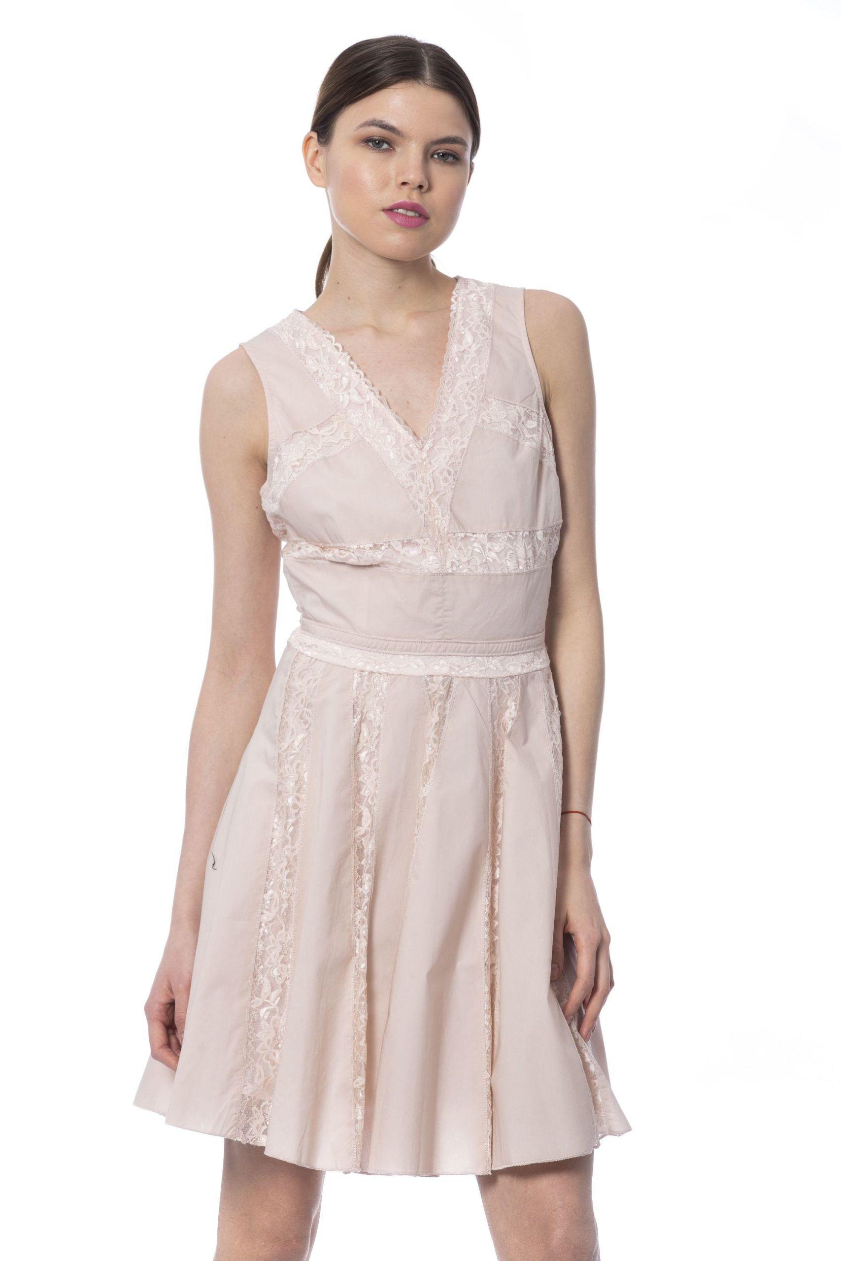 Silvian Heach Hazelnut Dress
