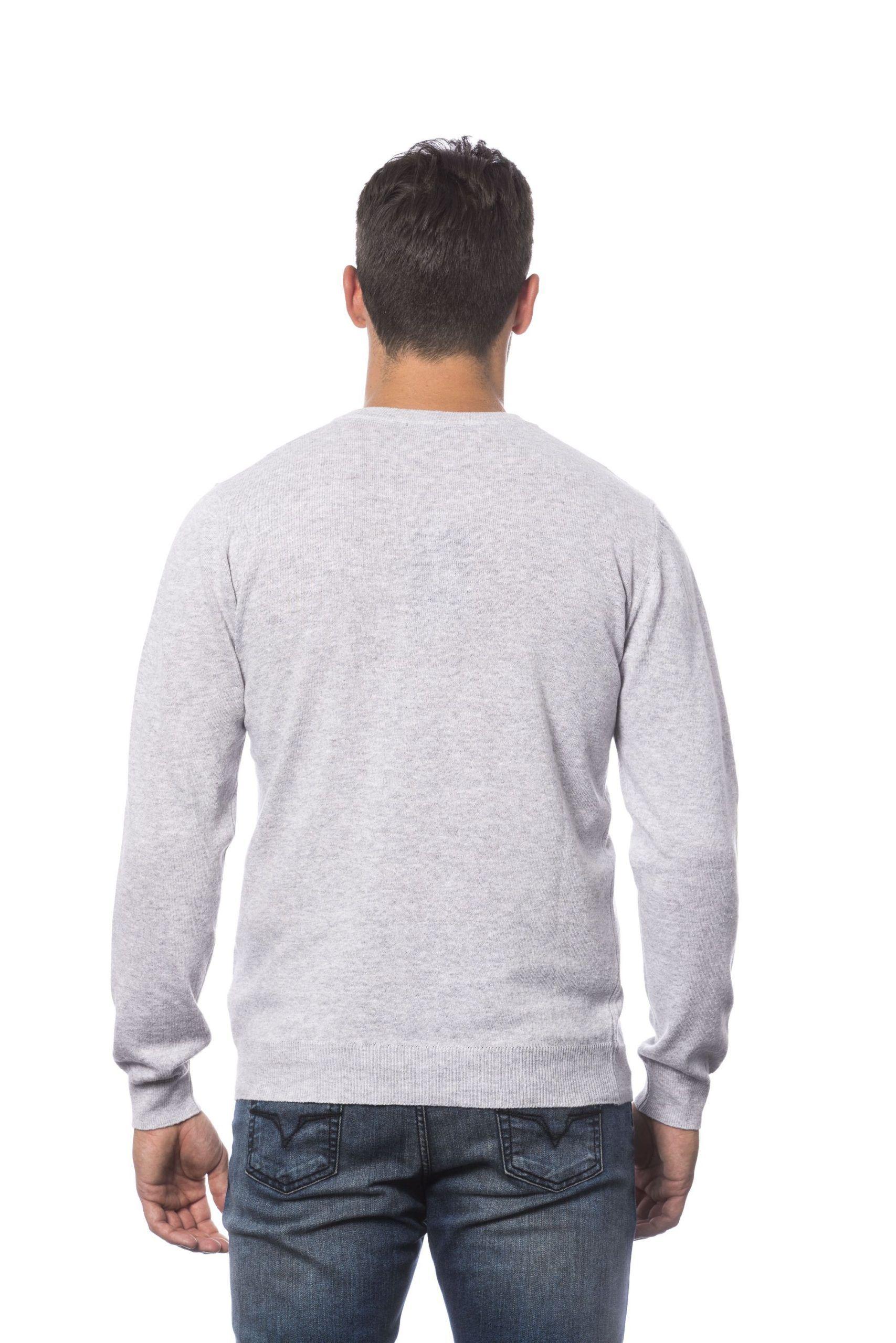 Roberto Cavalli Sport Grigiomelange Sweater