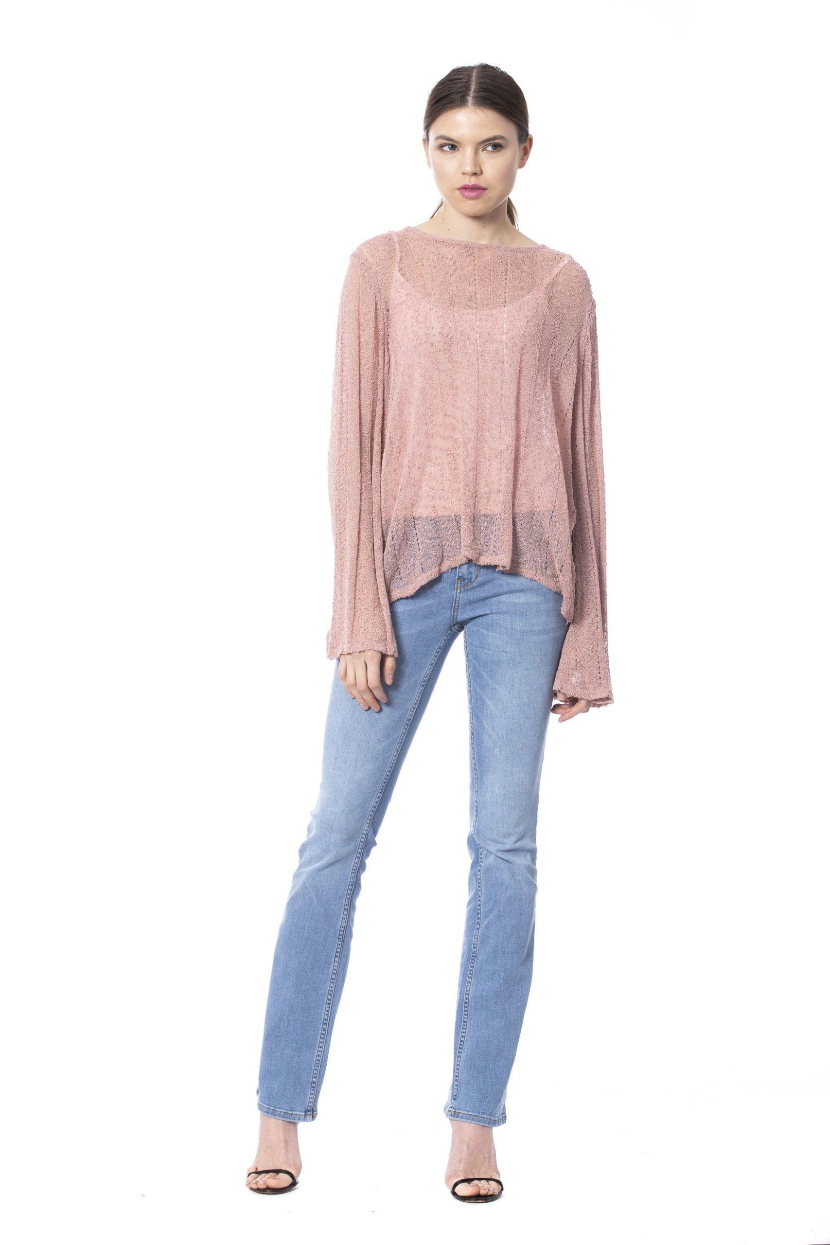 Silvian Heach Pinkpeach Sweater