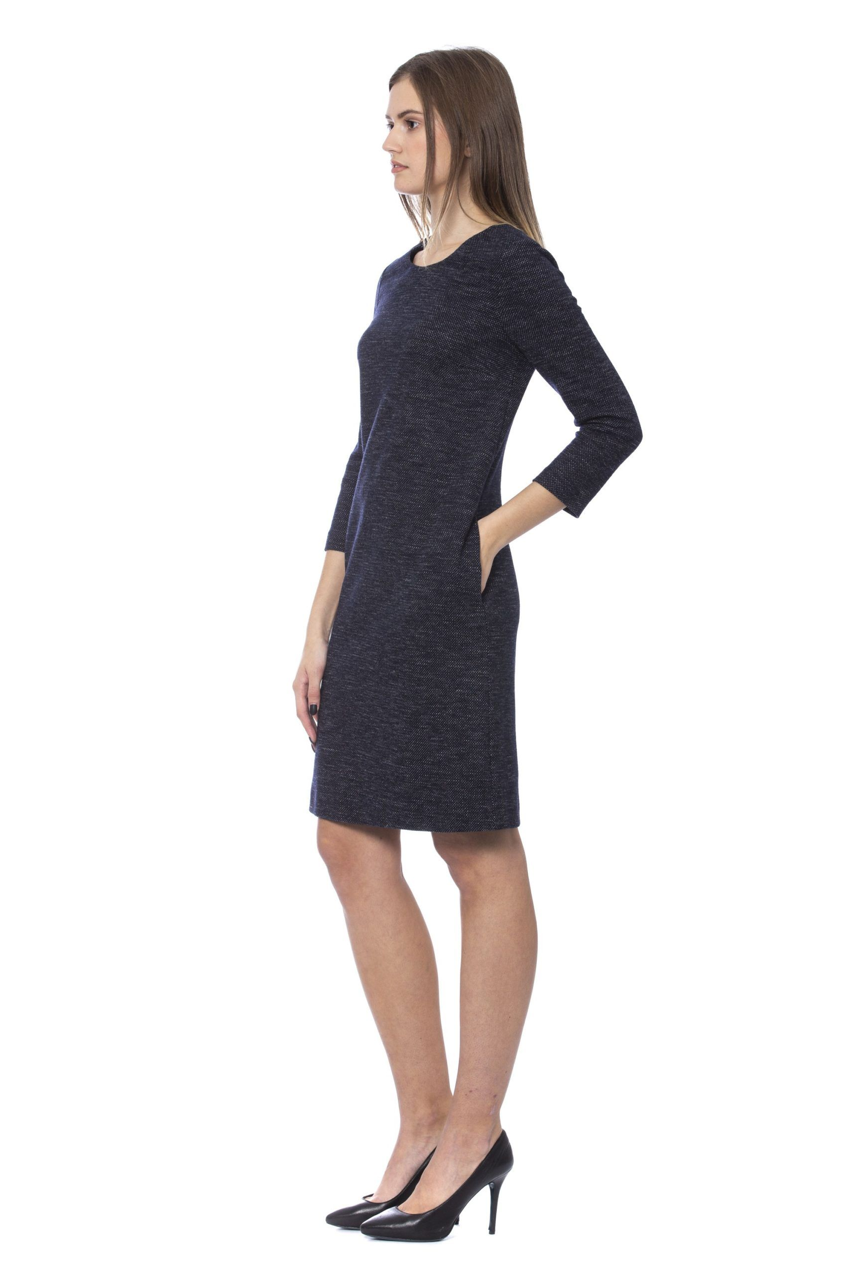 Peserico Blu Dress
