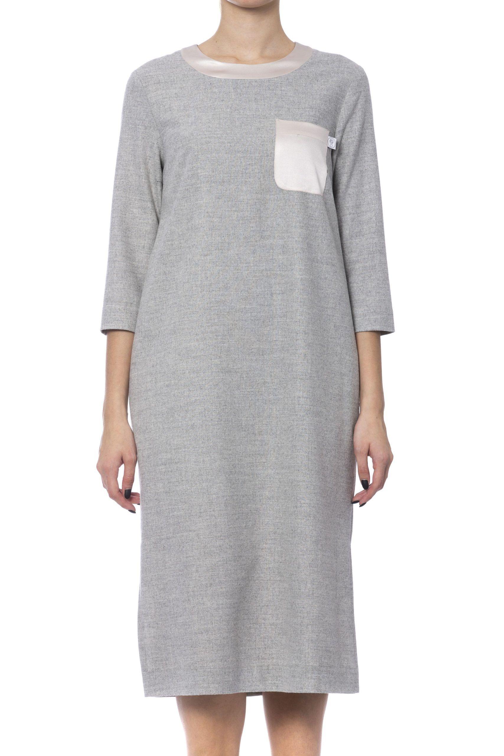 Peserico Bgrigio Dress