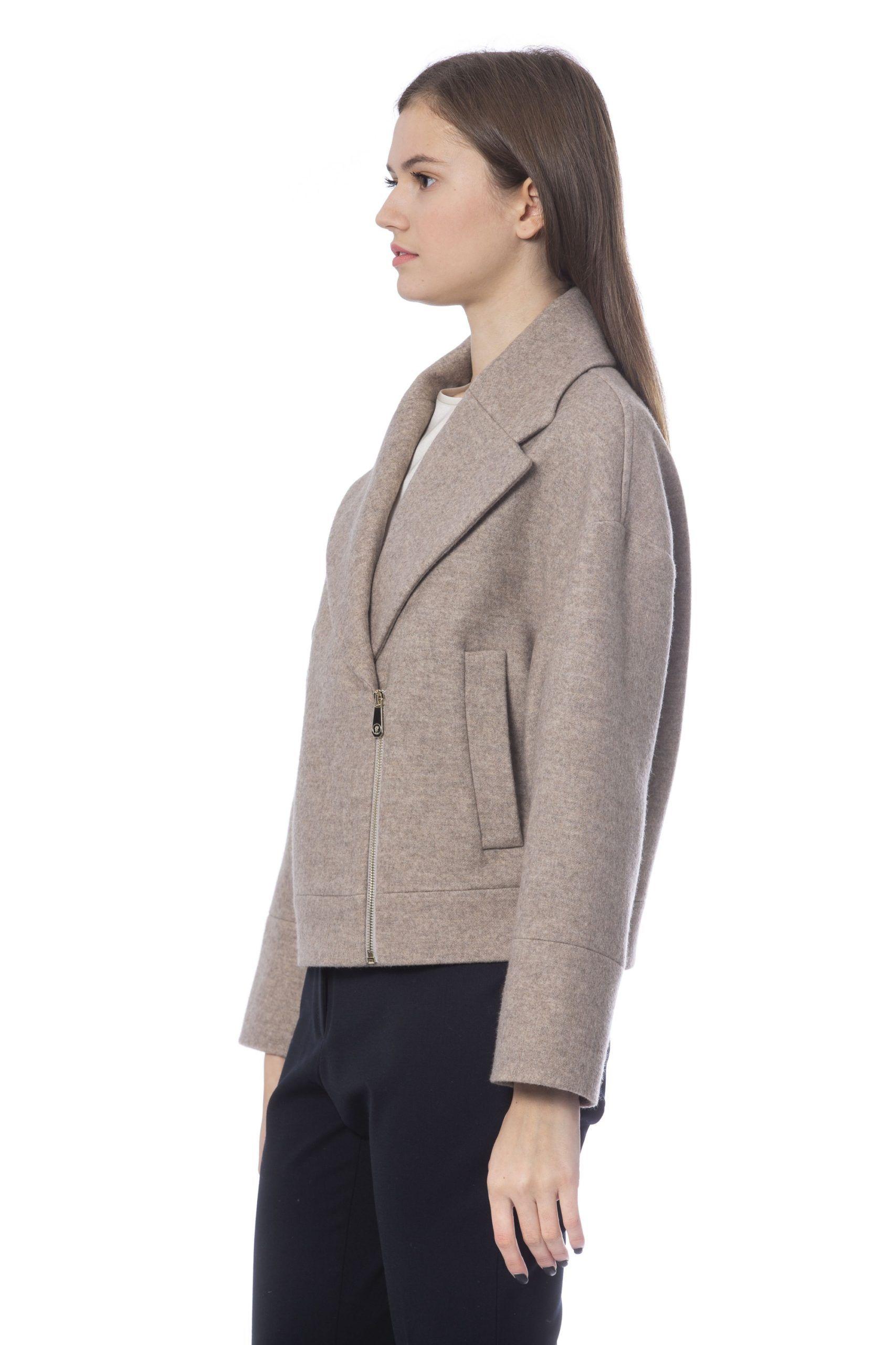 Peserico Beige Jackets & Coat
