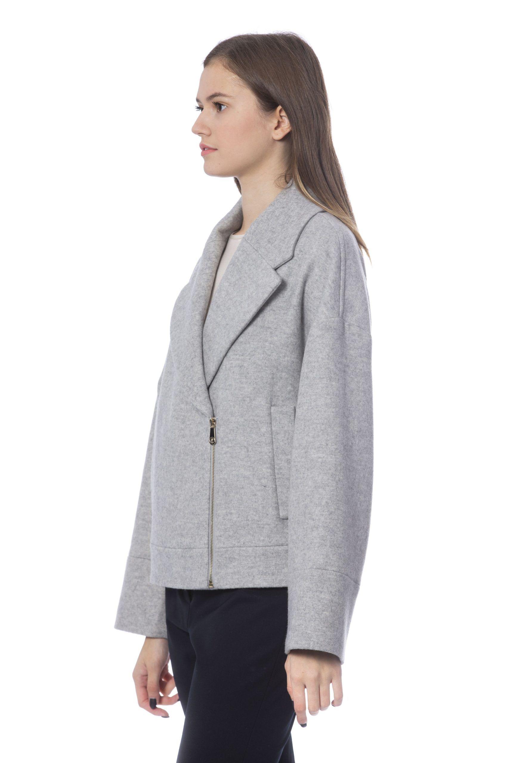 Peserico Grigio Jackets & Coat