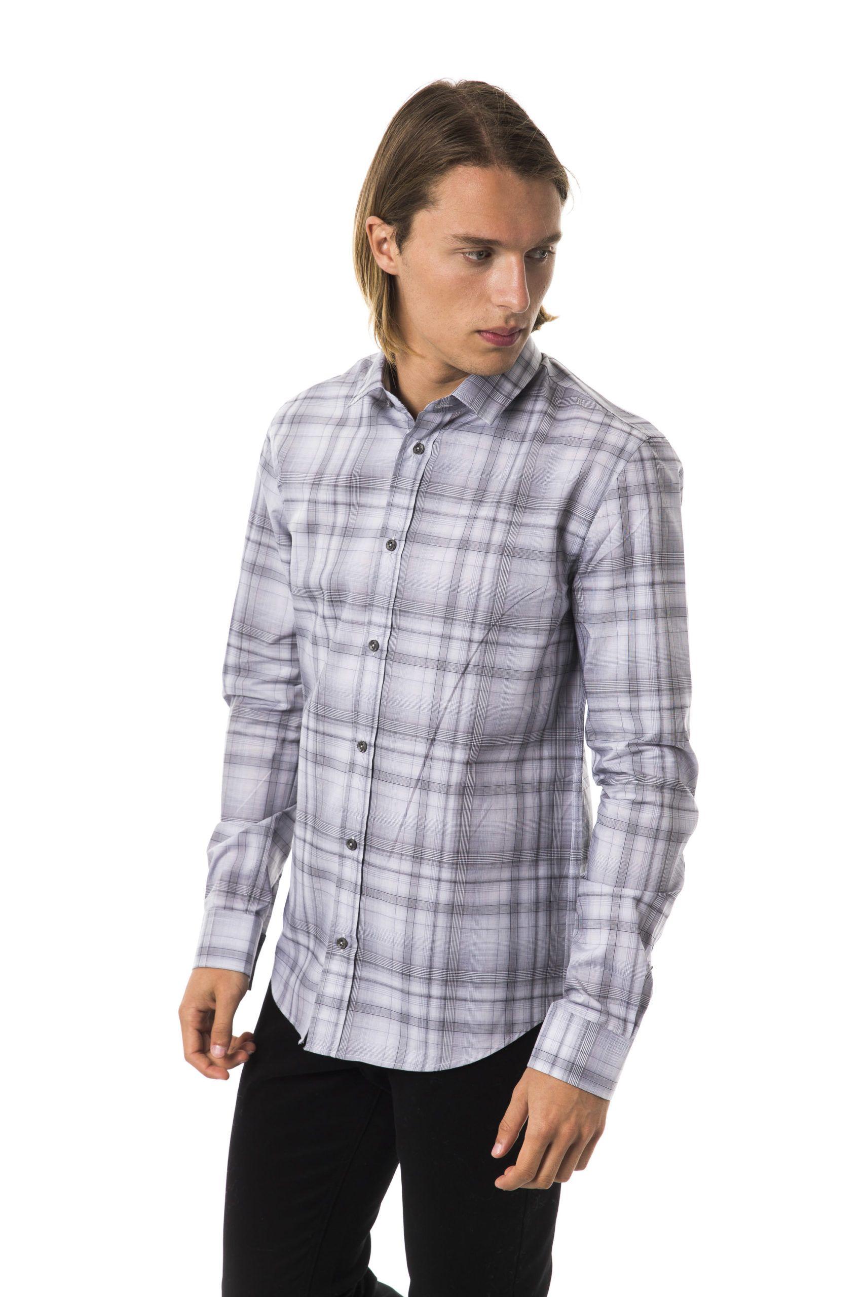 BYBLOS Grigionaturale Shirt
