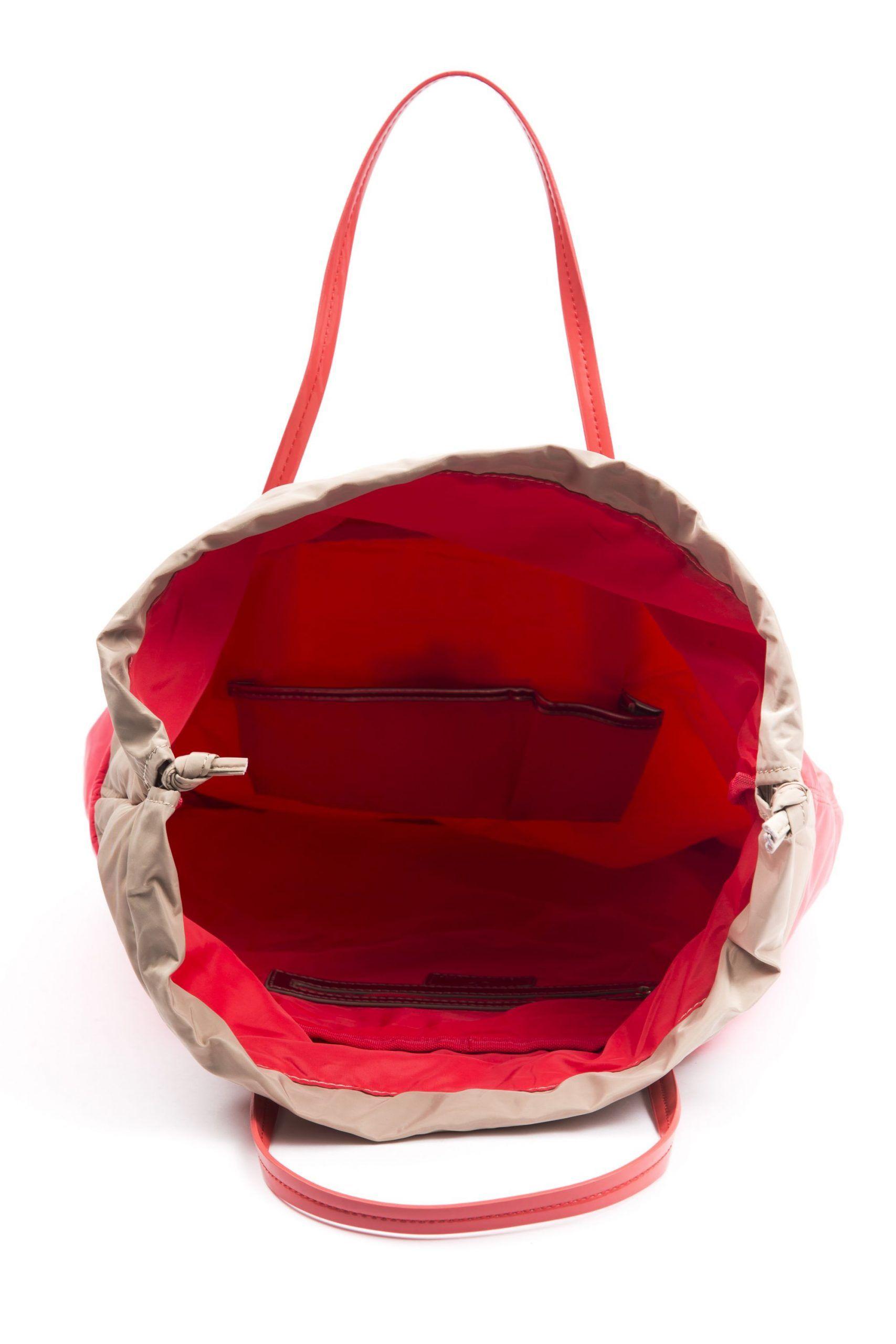BYBLOS Korallenhandtasche