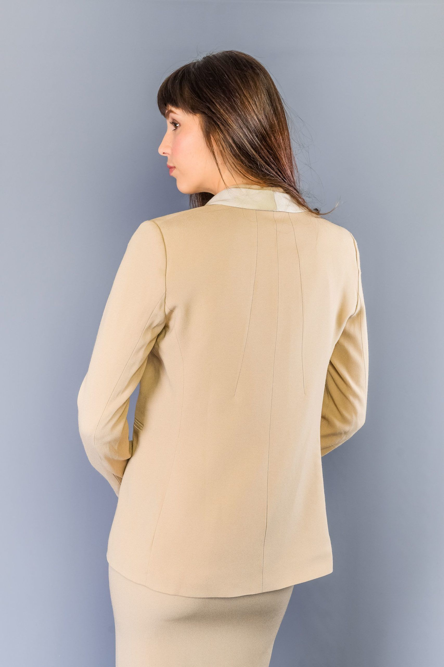 Twinset Rafia Jackets & Coat