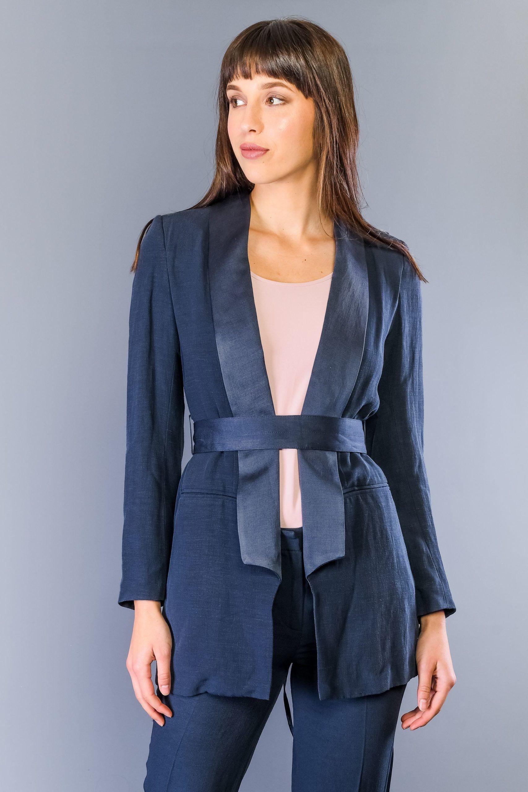 Twinset Indaco Jackets & Coat