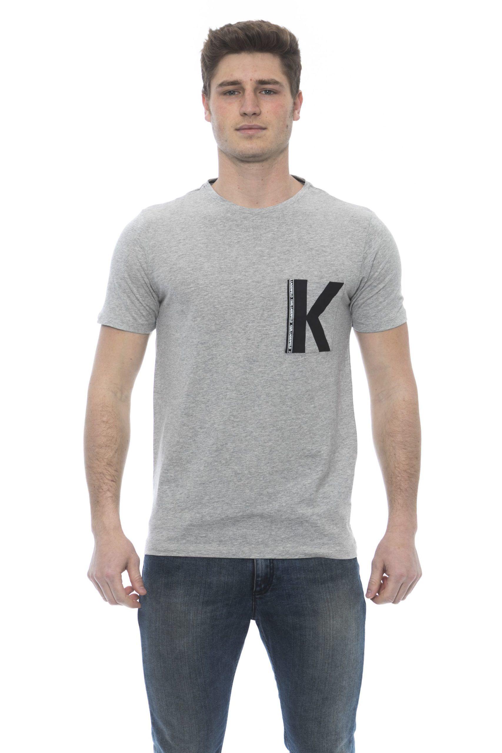 Karl Lagerfeld Melange T-shirt