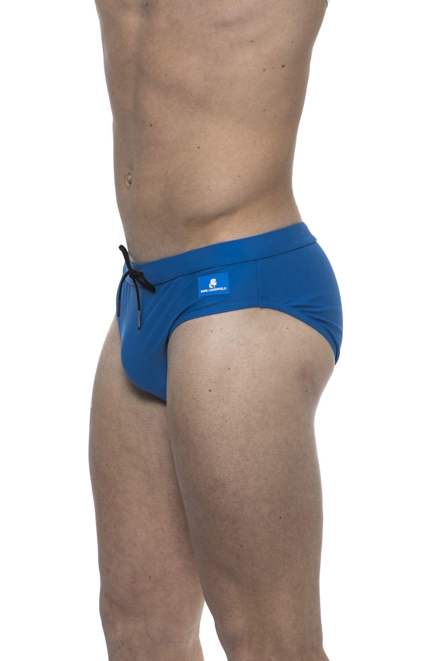 Karl Lagerfeld Blu Navy Swimwear