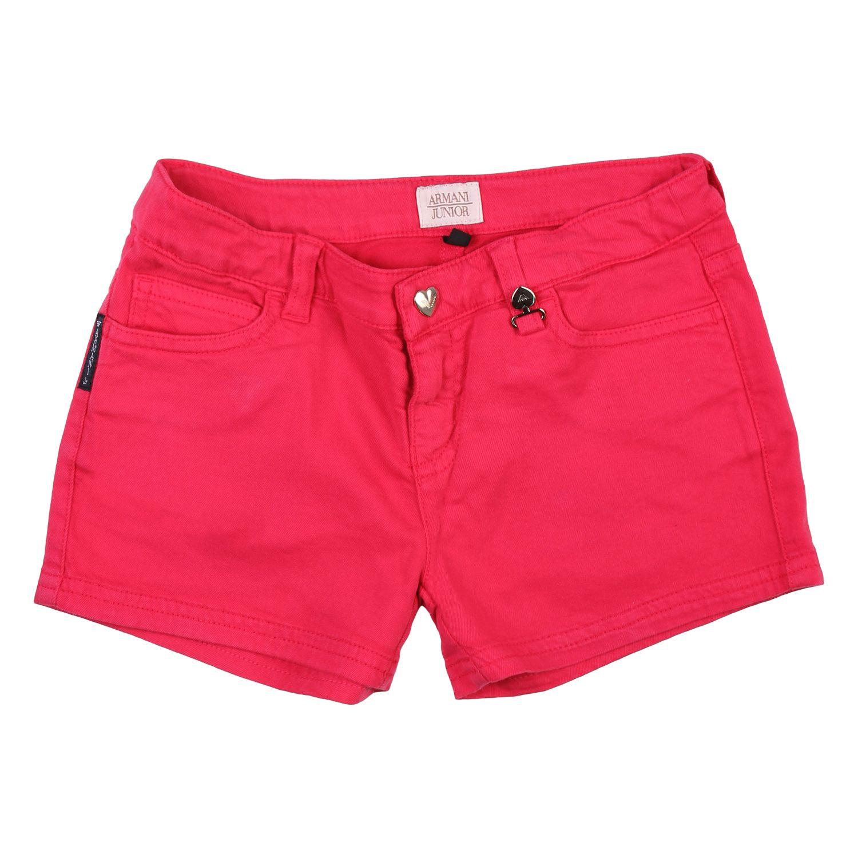 Armani Girls Shorts