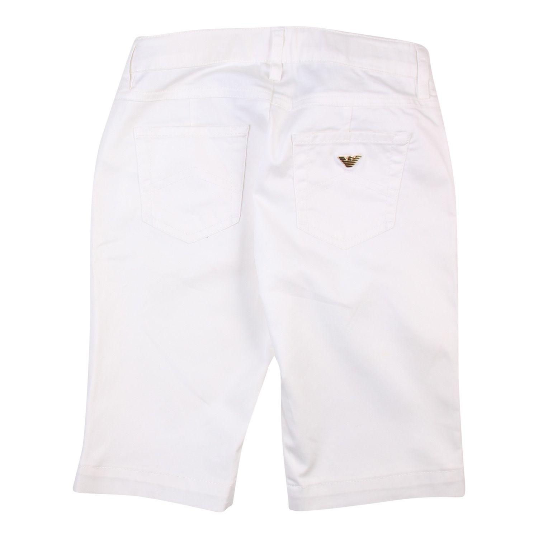 Armani Girls Bermuda Shorts