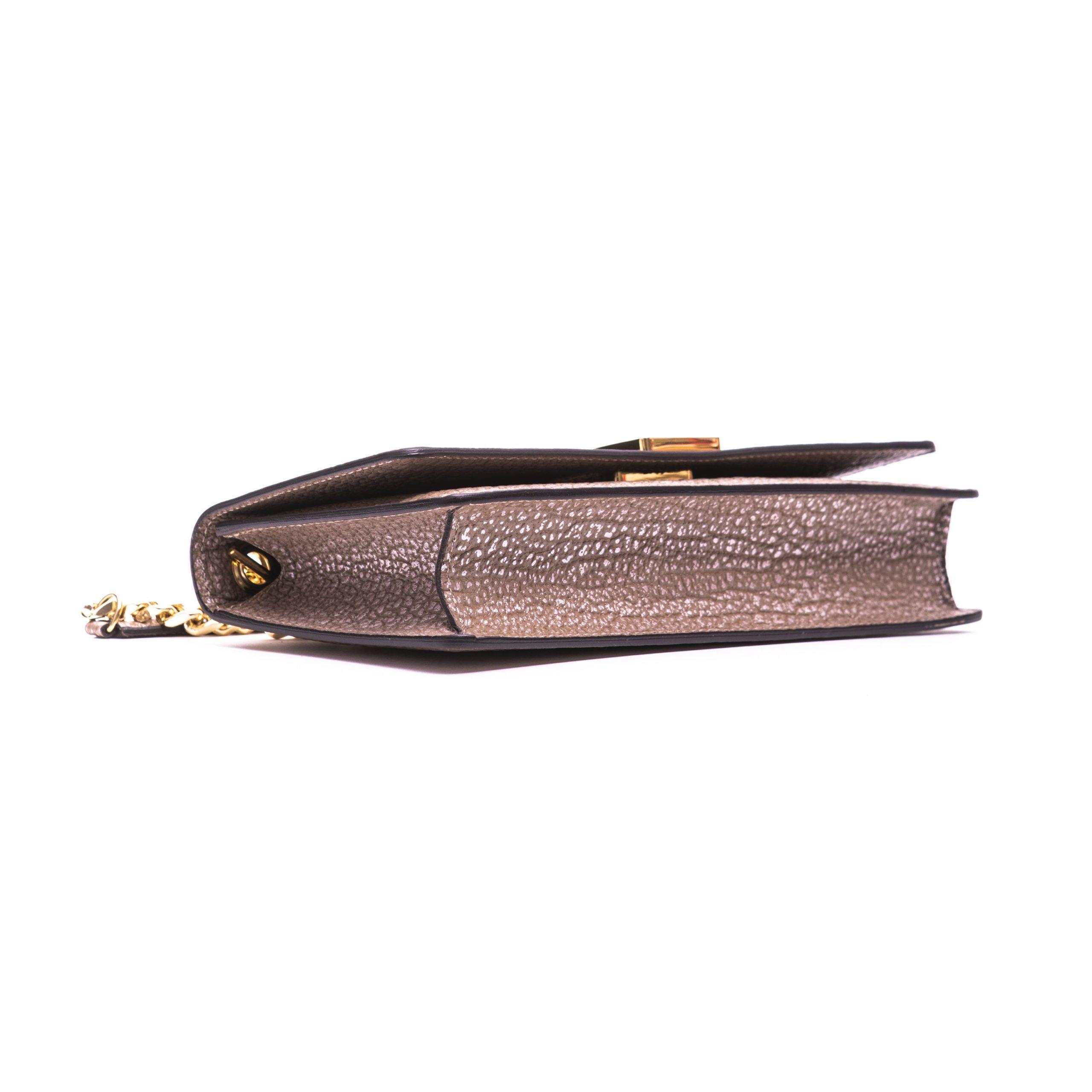 Cerruti 1881 Tortora Taupe Clutch Bag