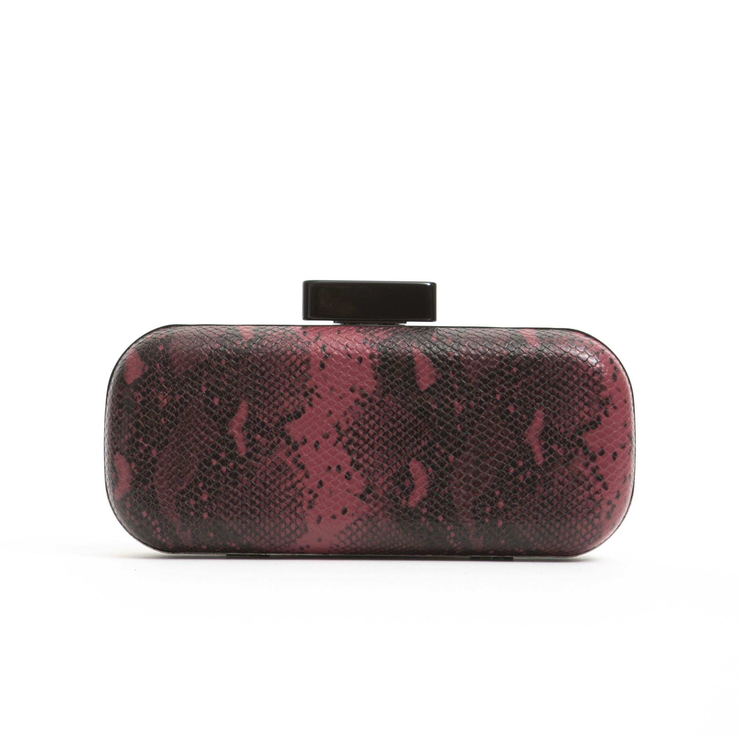 Cerruti 1881 Bordeaux Clutch Bag
