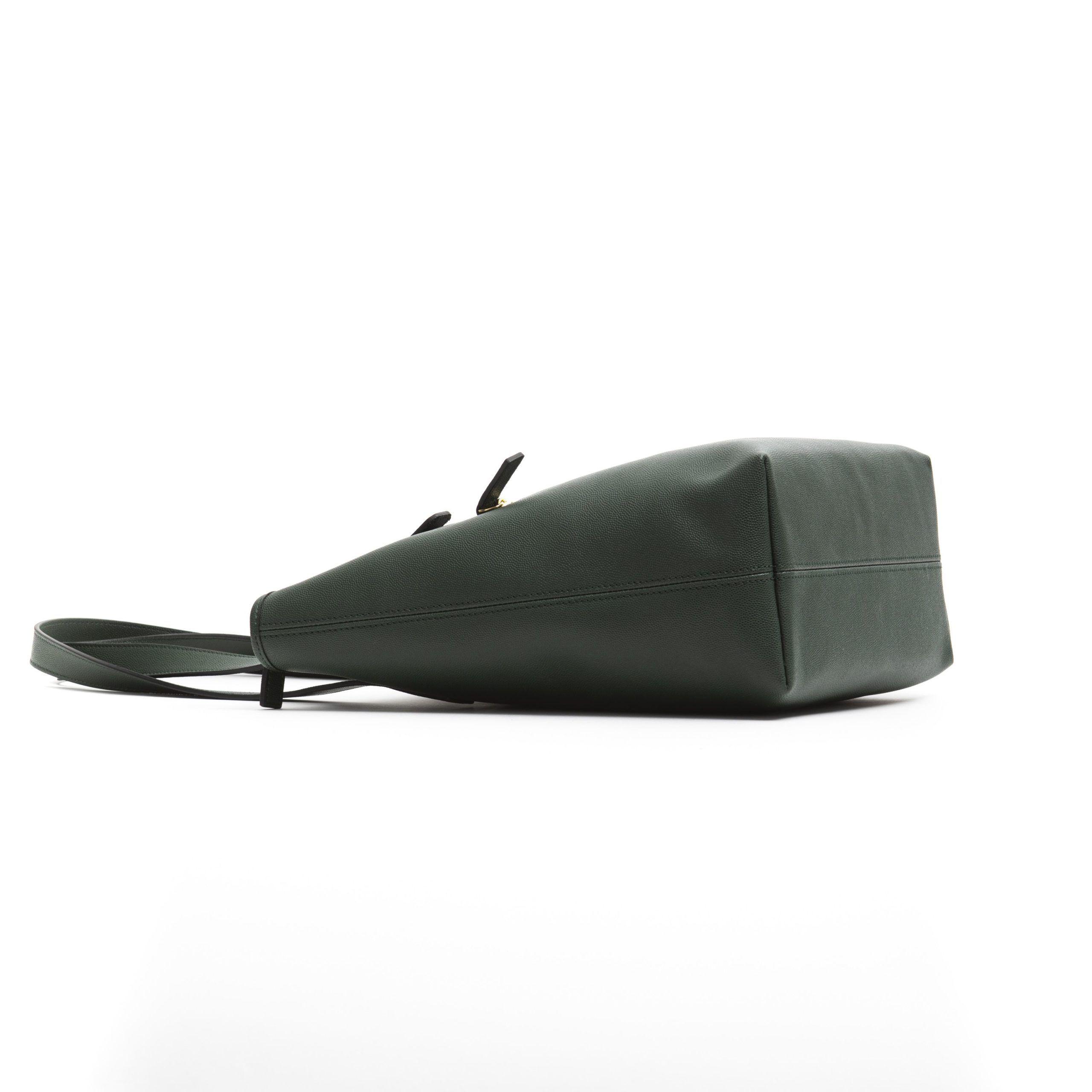 Cerruti 1881 Verde Green Shoulder Bag