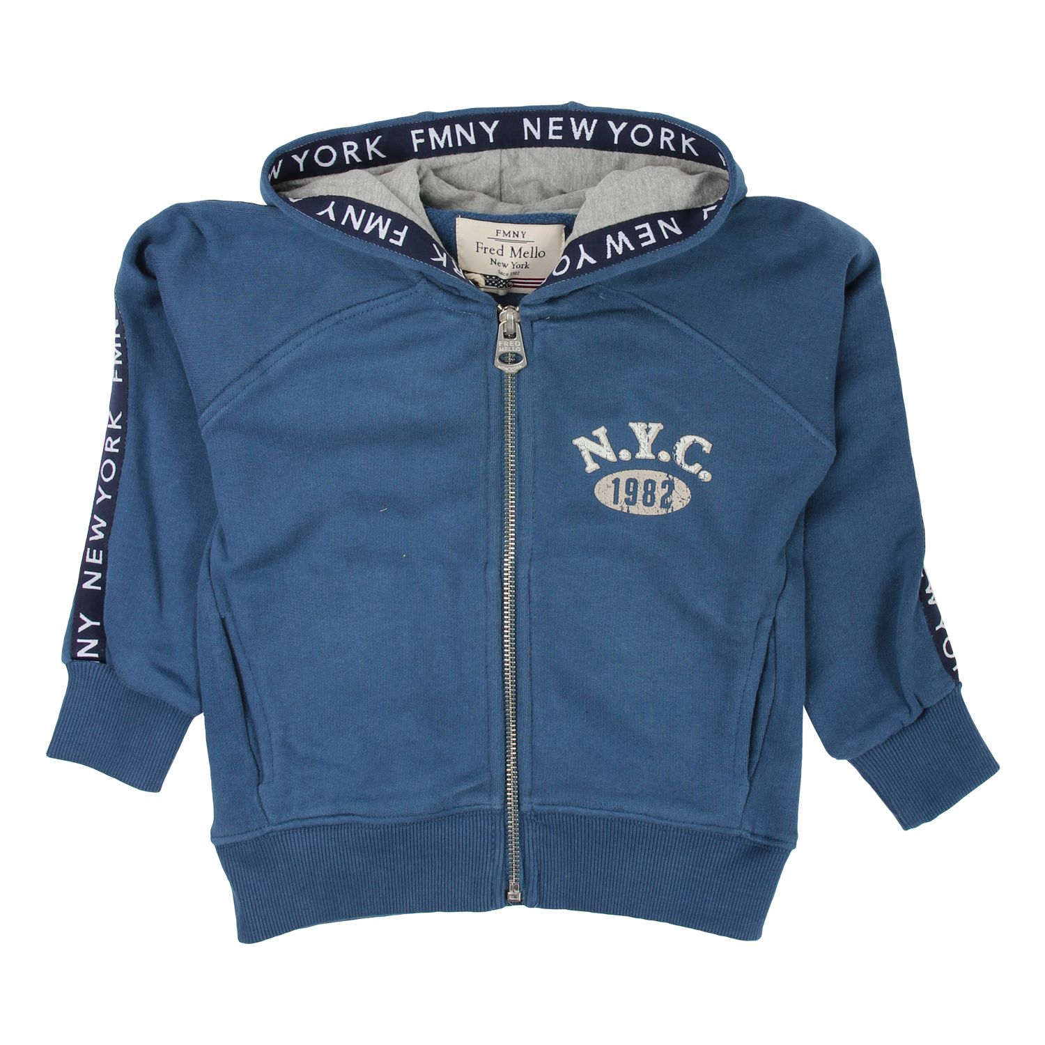 Fred Mello Boys Tracksuit