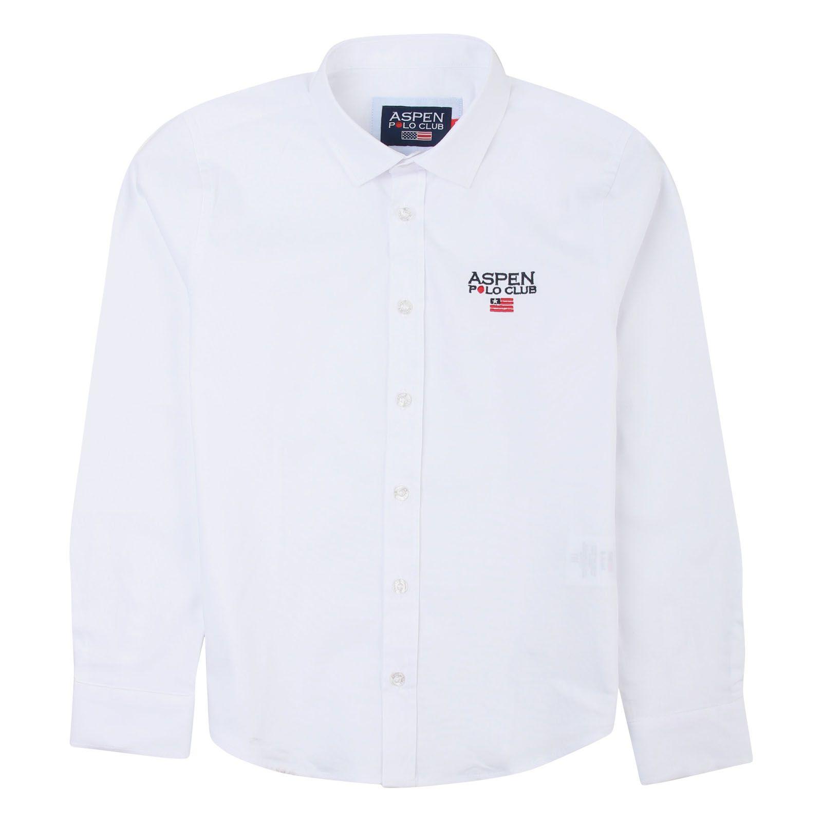 Aspen Polo Club Boys Shirt