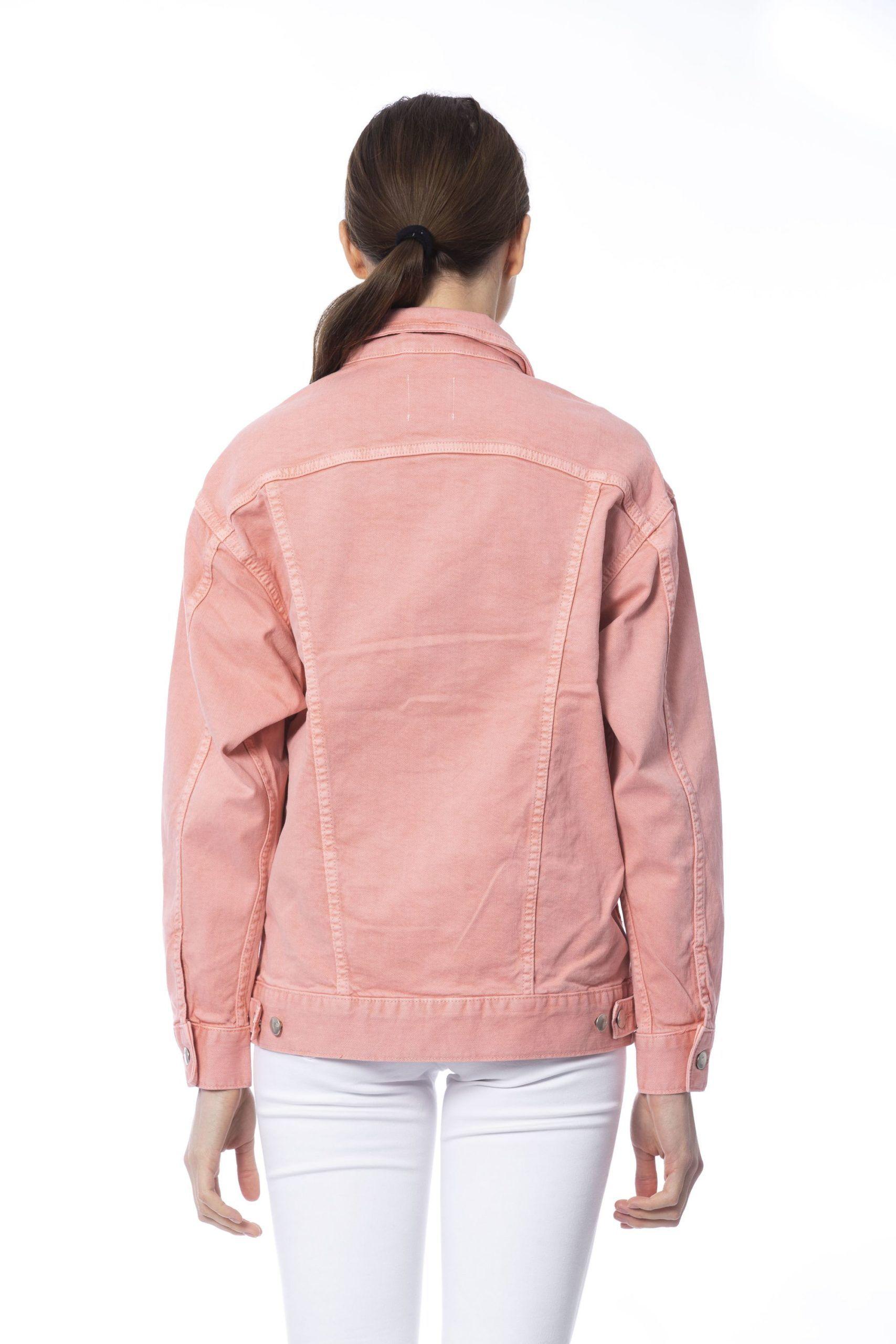 Silvian Heach Pinklight Jackets & Coat