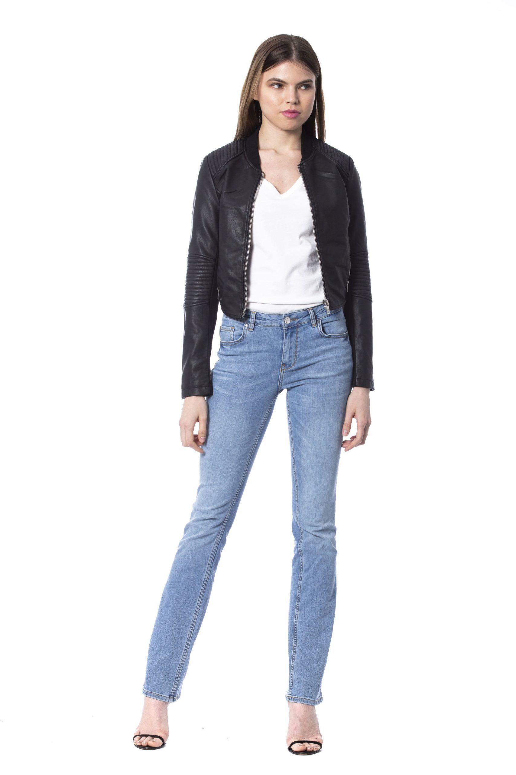 Silvian Heach Black Jackets & Coat