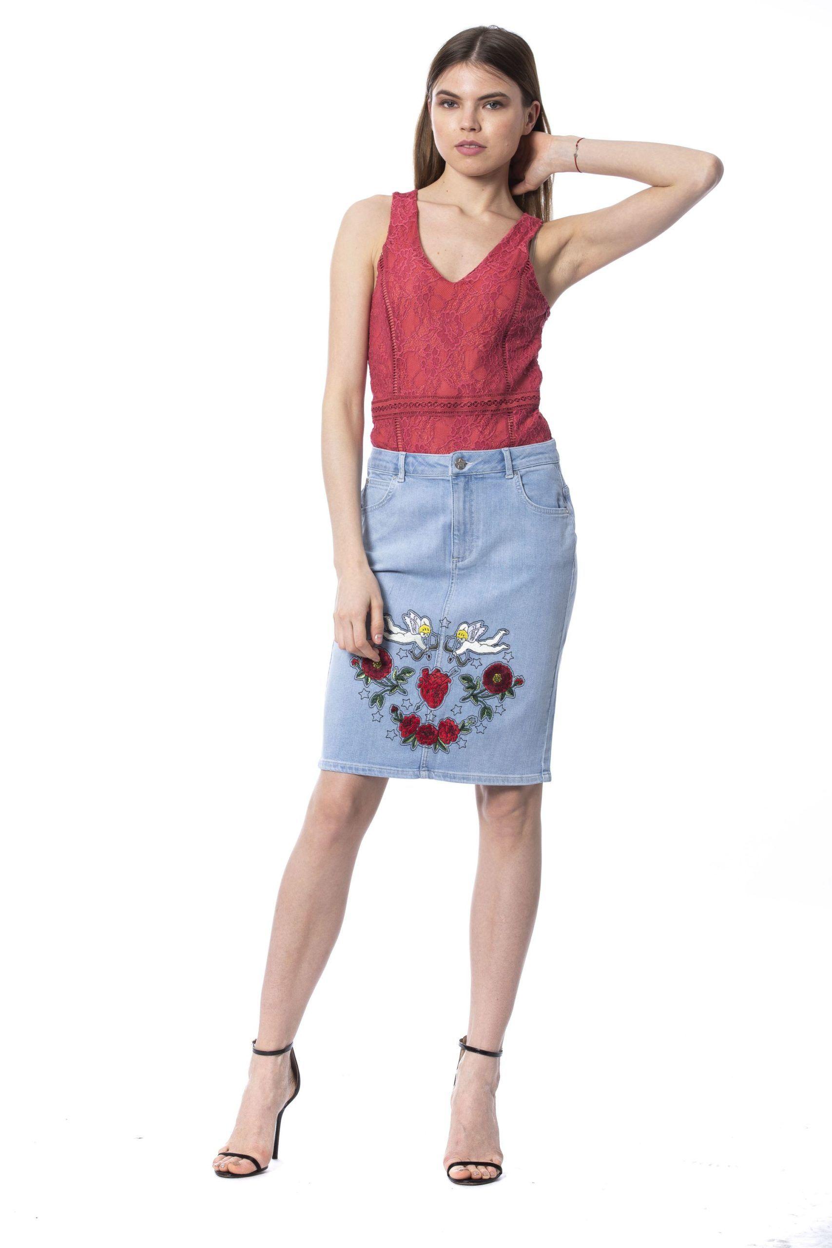 Silvian Heach Cherry Top