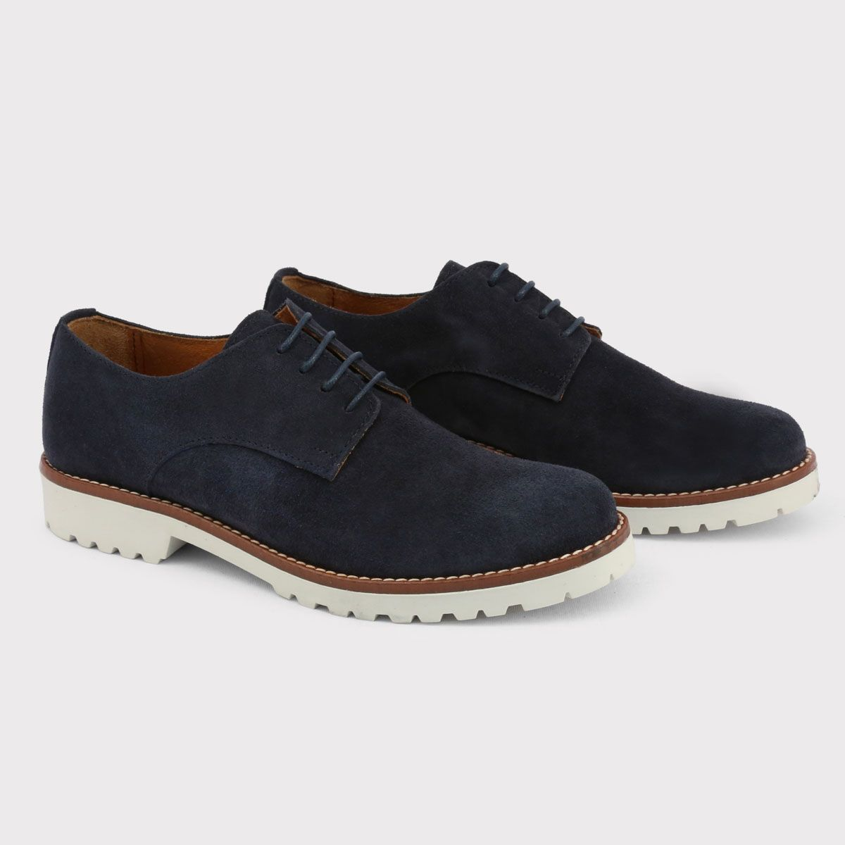 Made In Italia Womens Lace Up