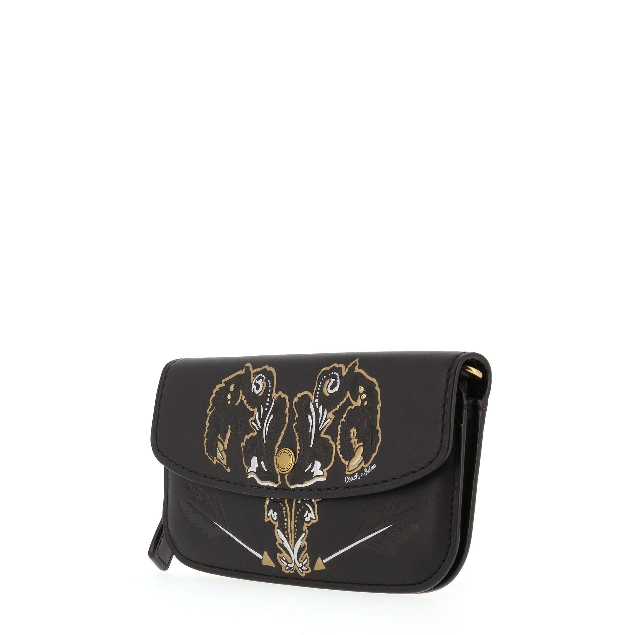 Coach Womens Clutch Bags