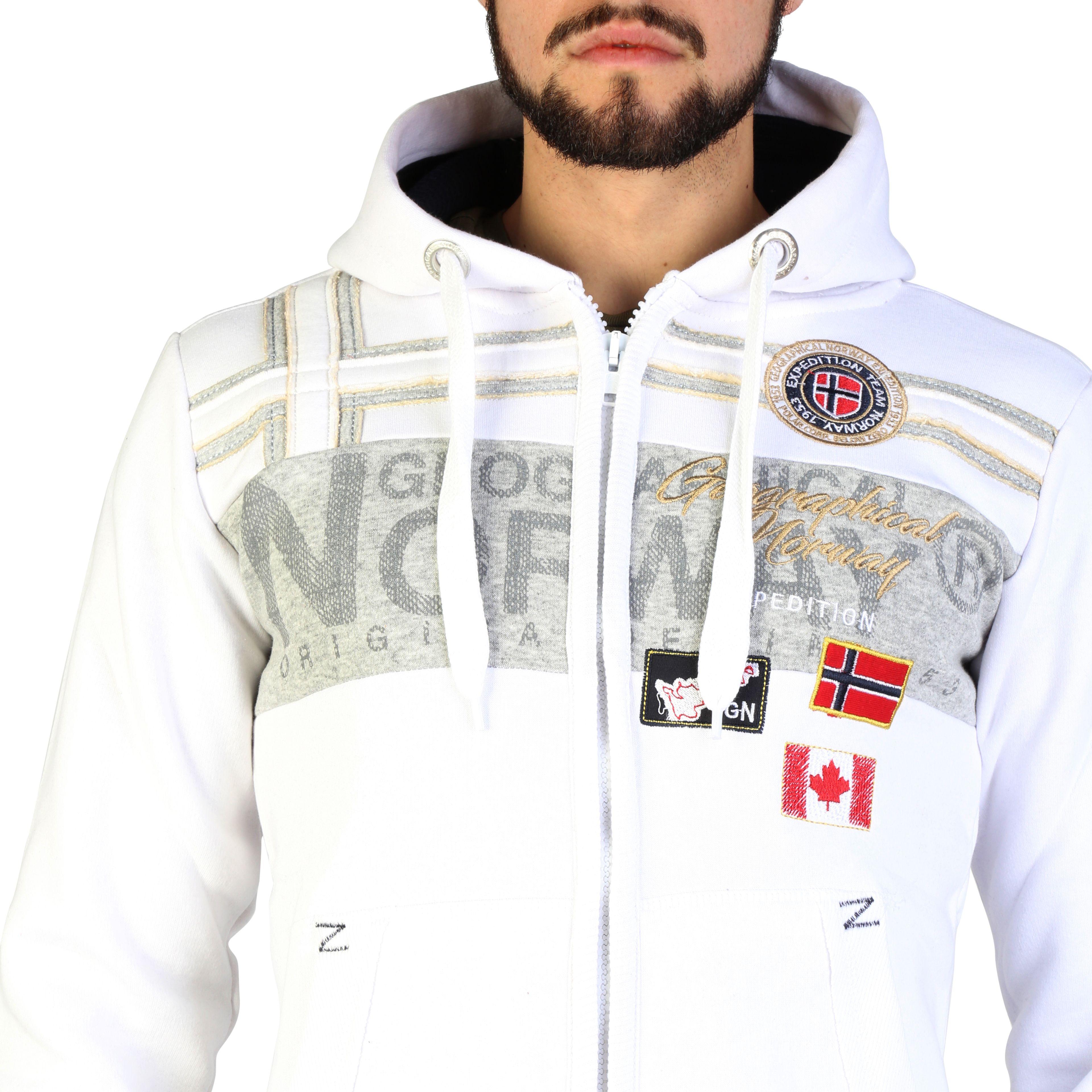 Geographical Norway Mens Sweatshirts