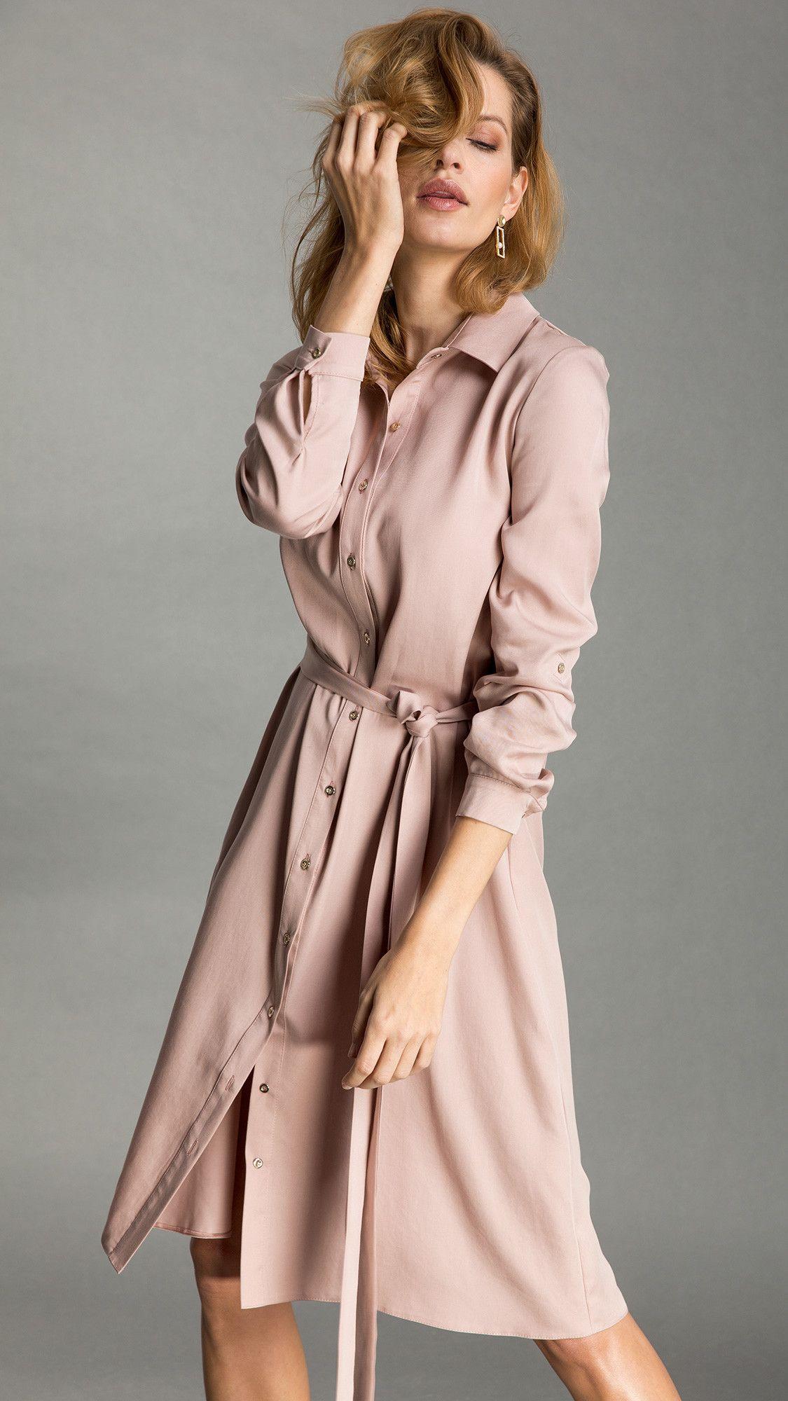 Dress Julie Pastel Pink