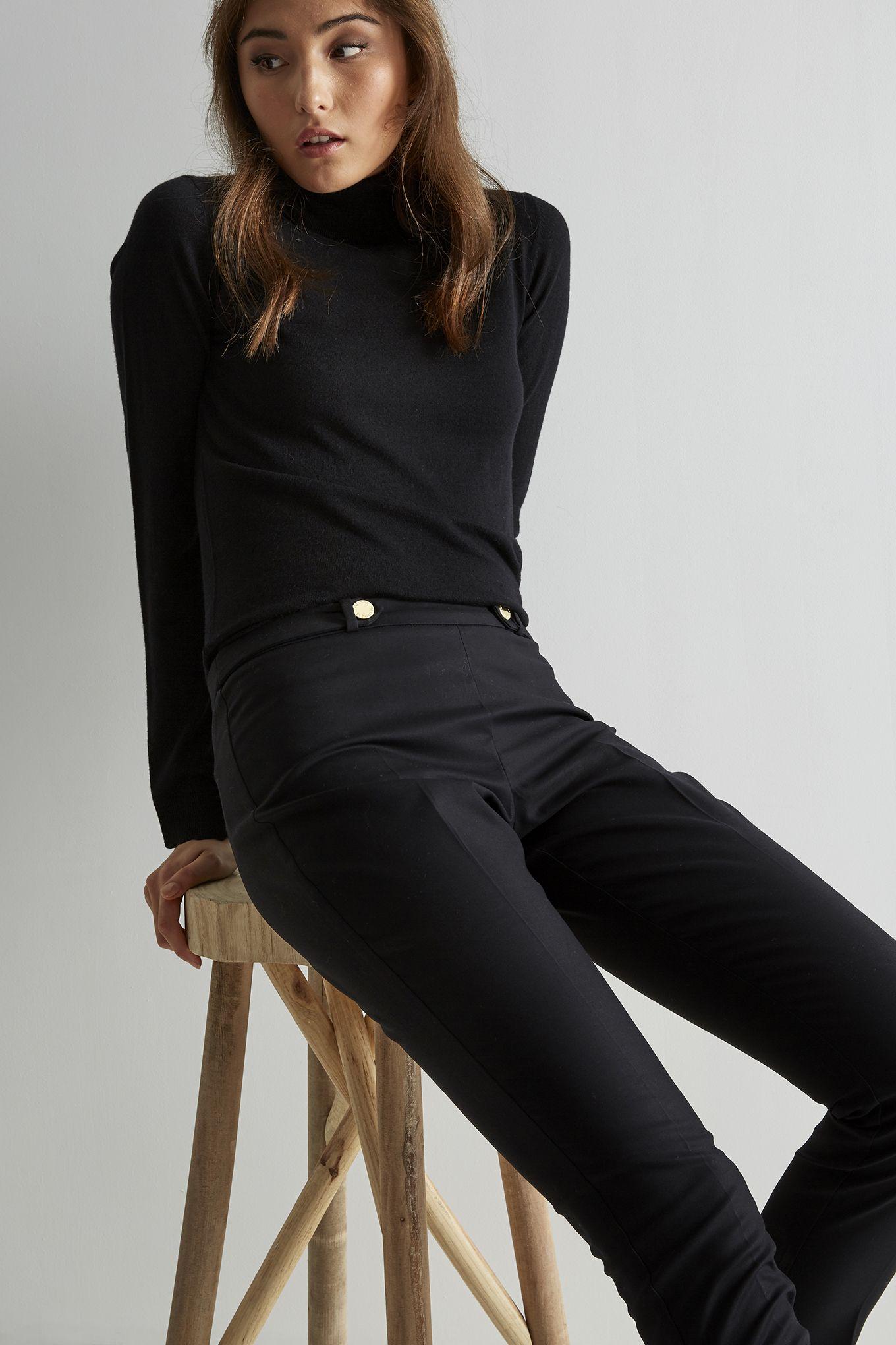 Women s Polo Neck Knitwear