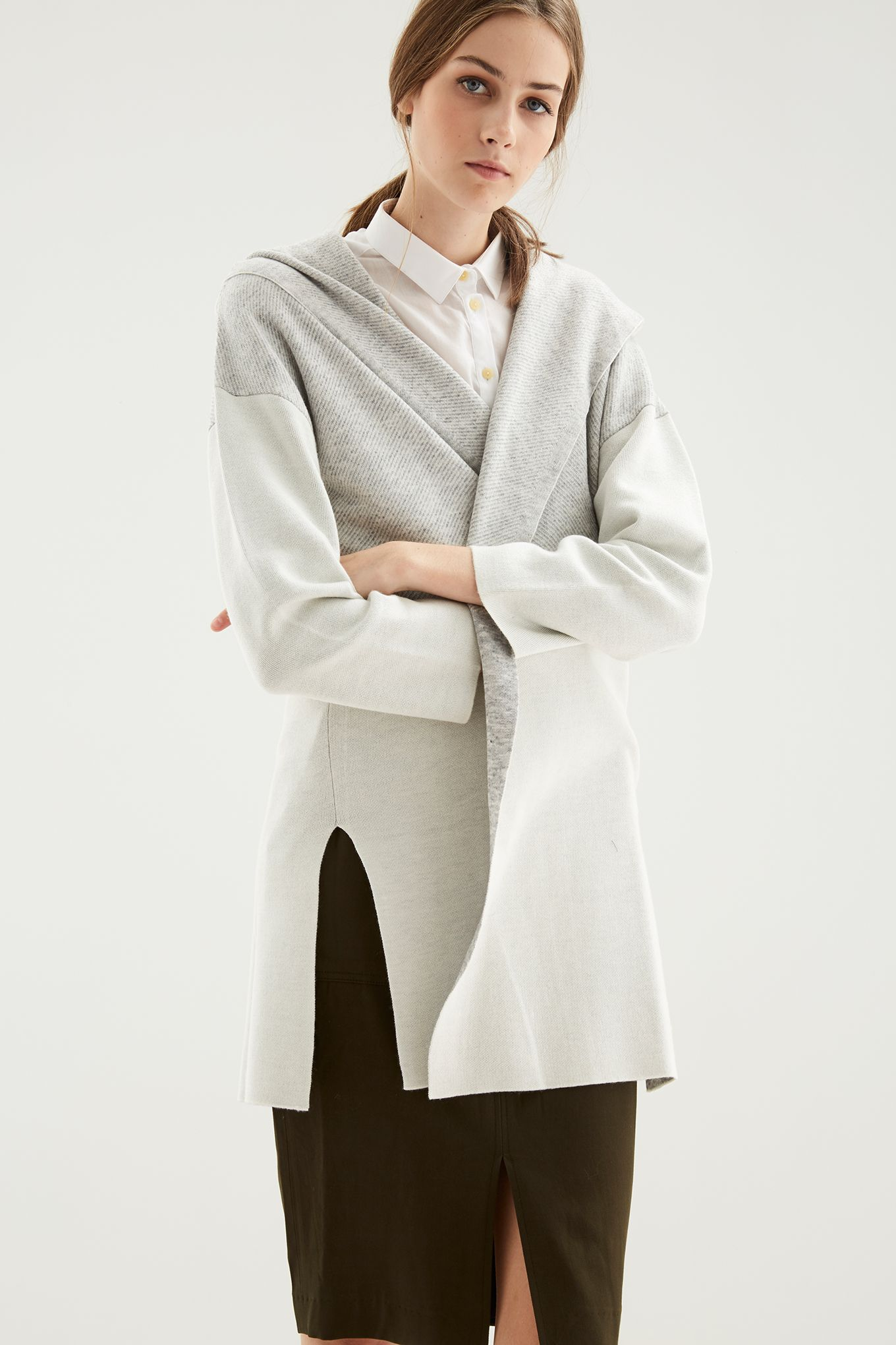 Women s Hooded Cardigan