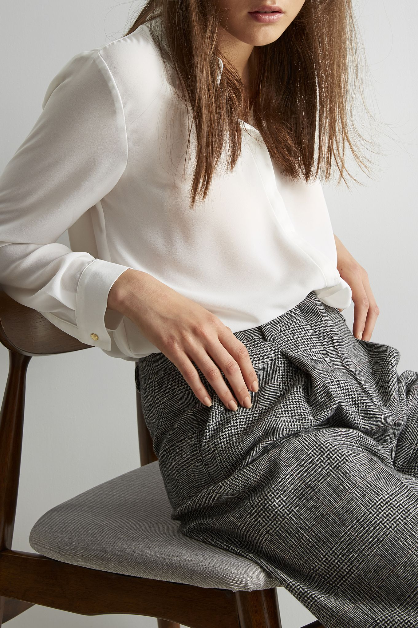 Women s Wide Leg Trousers