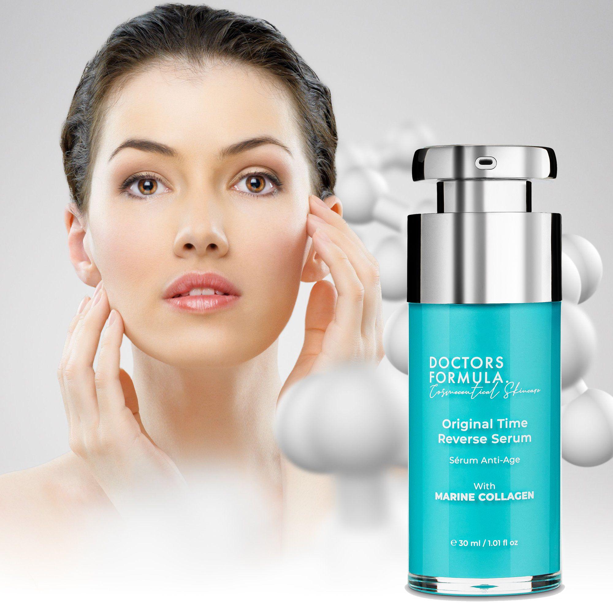 Doctors Formula Marine Collagen Original Time Reverse Serum 30ml