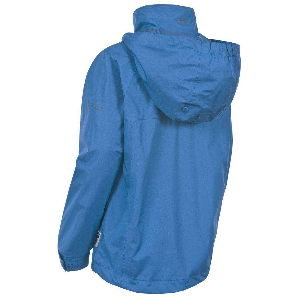 Trespass Boys Nabro Waterproof Breathable Mesh Lined Jacket