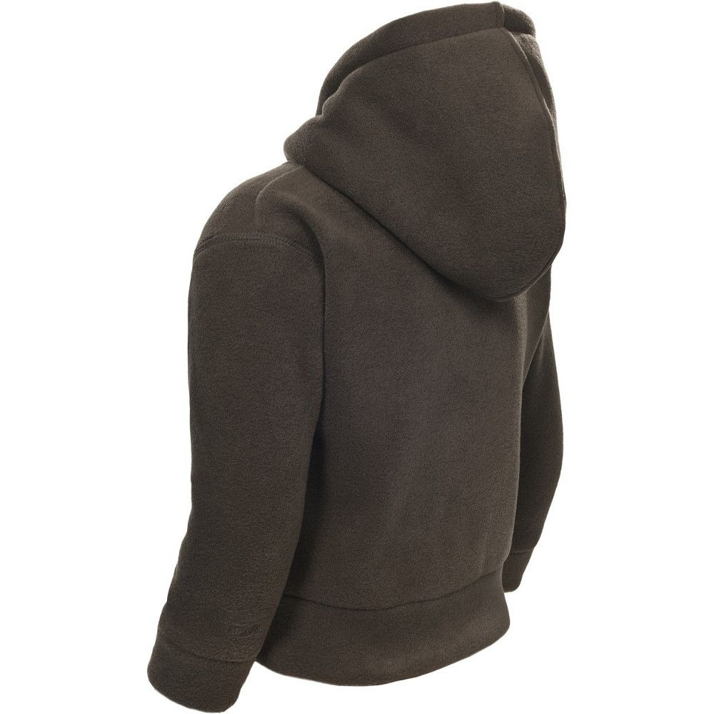 Trespass Boys Alejandro Baby Full Zip Soft Warm Fleece Hoodie Top