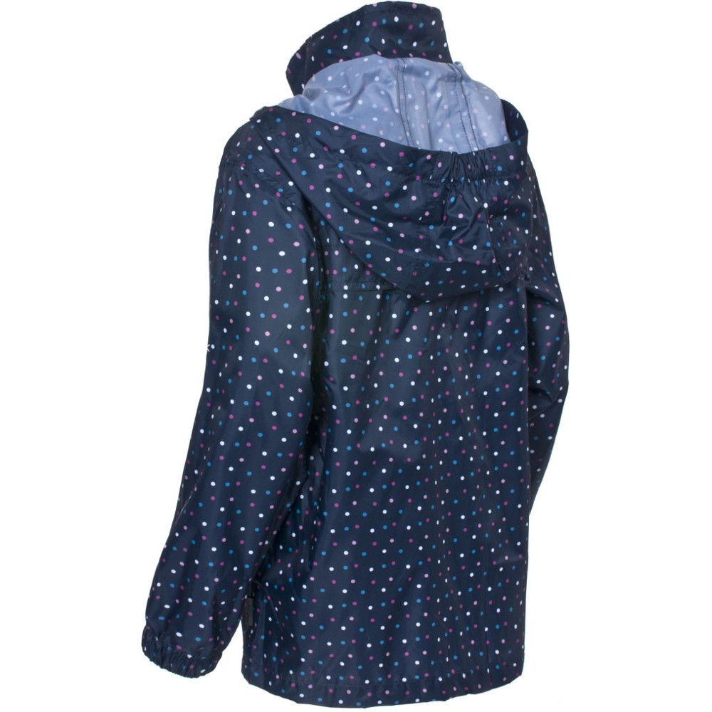 Trespass Boys & Girls Totam Waterproof Breathable Packable Jacket