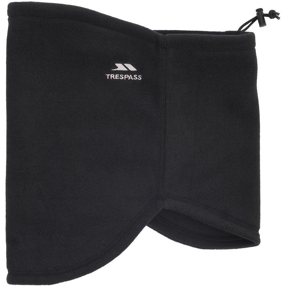 Trespass Mens & Womens/Ladies Perez Adjustable Fleece Neckwarmer