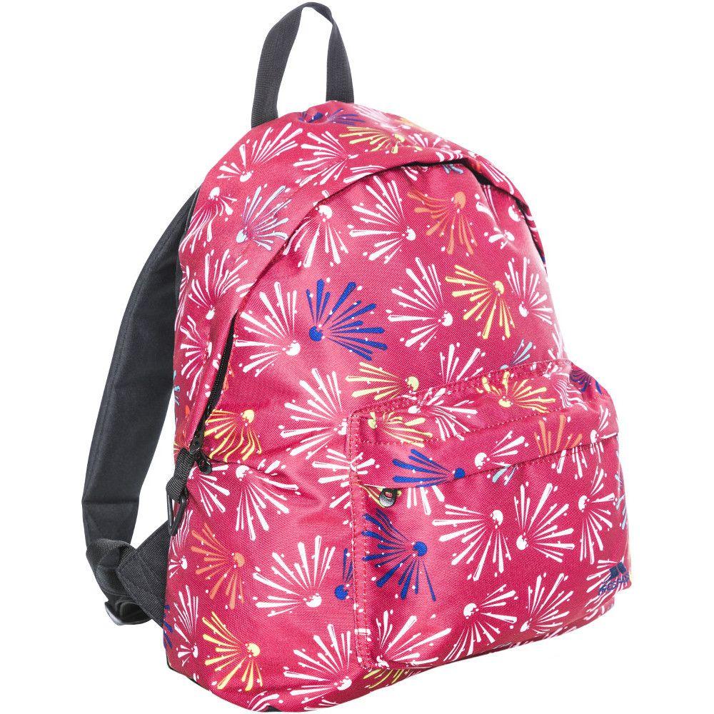 Trespass Britt 16 Litre Back To School Patterned Backpack