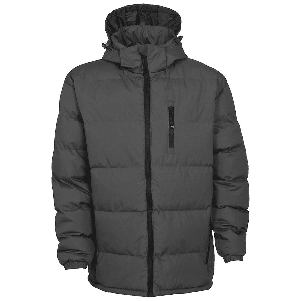 Trespass Mens Clip Warm Coldheat Insulation Padded Casual Jacket