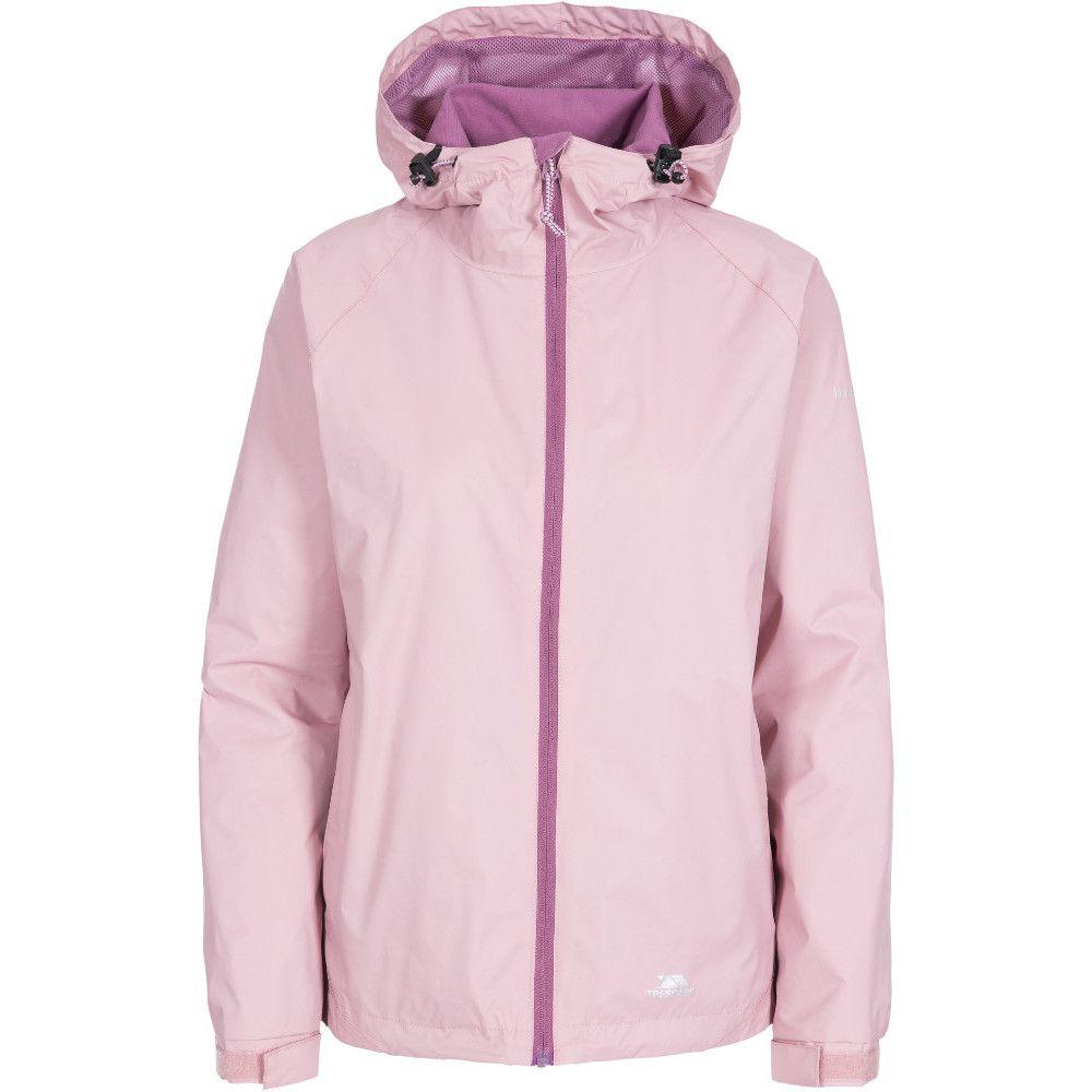 Trespass Womens/Ladies Tayah II Waterproof Breathable Shell Jacket