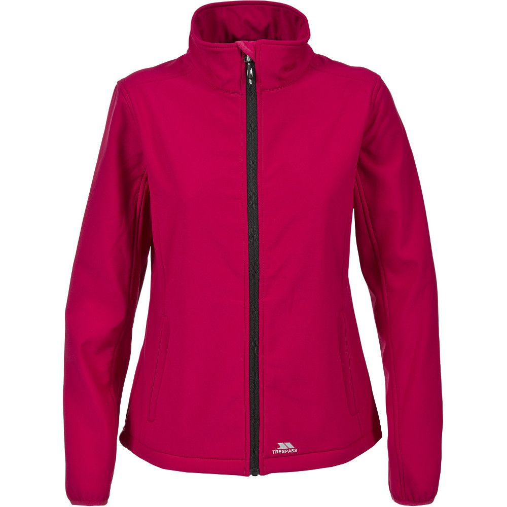 Trespass Womens/Ladies Meena Warm Lightweight Stretch Softshell Jacket