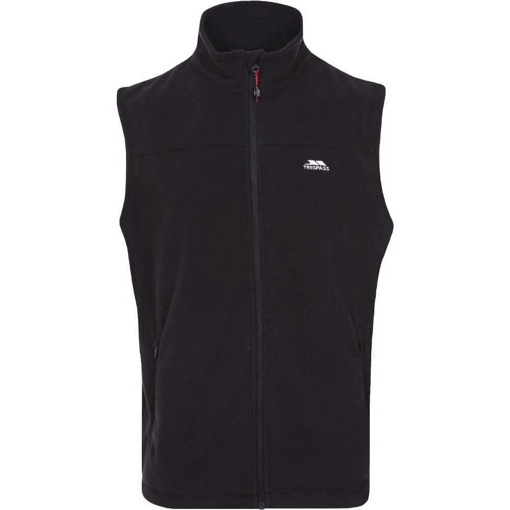 Trespass Mens Cordoba Knitted 100% Polyester Mid Length Gilet