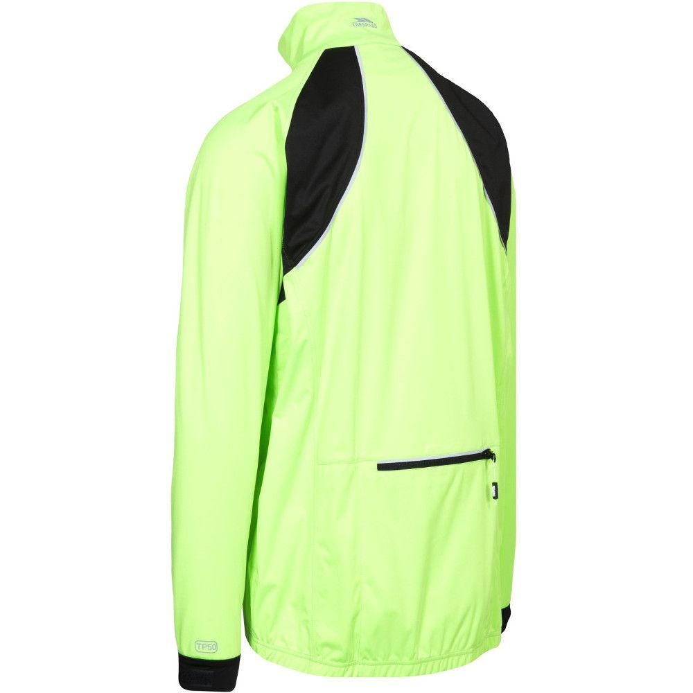 Trespass Mens Blocker Waterproof Windproof Lightweight Active Jacket