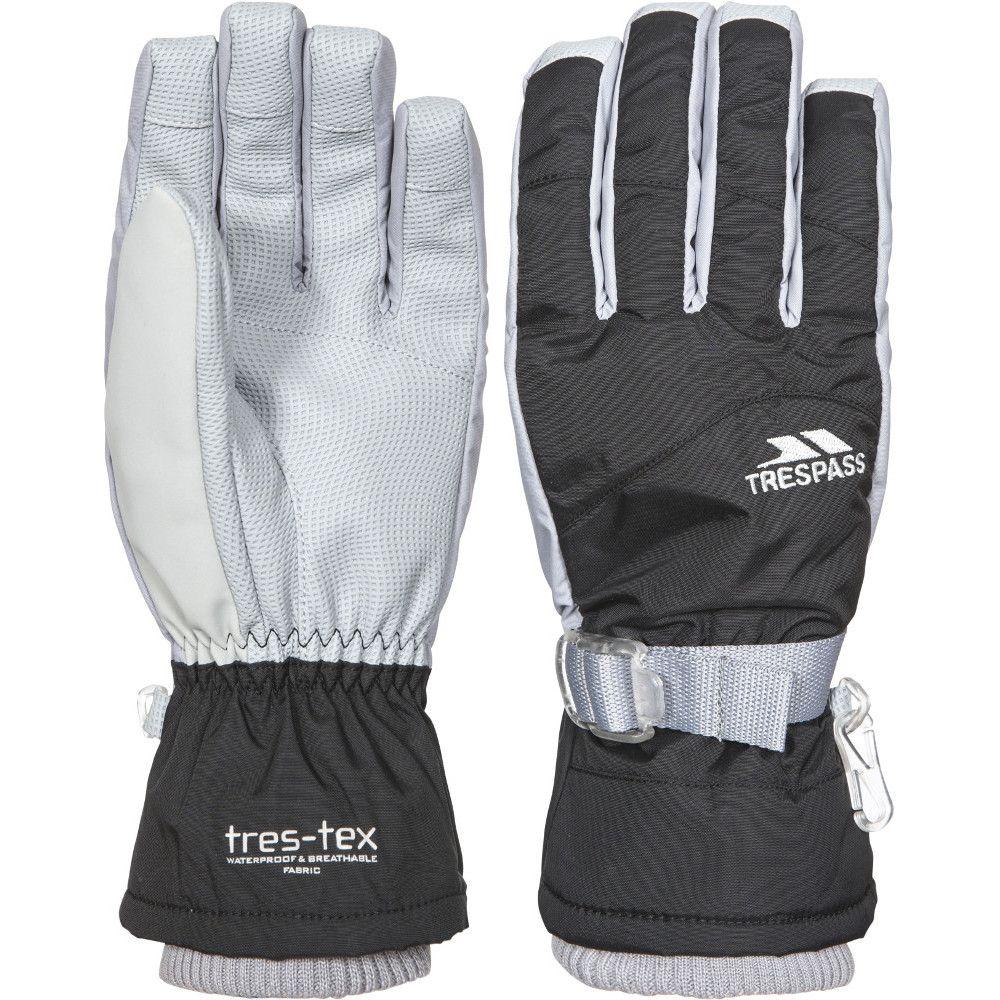 Trespass Womens/Ladies Vizza II Waterproof Breathable Padded Gloves