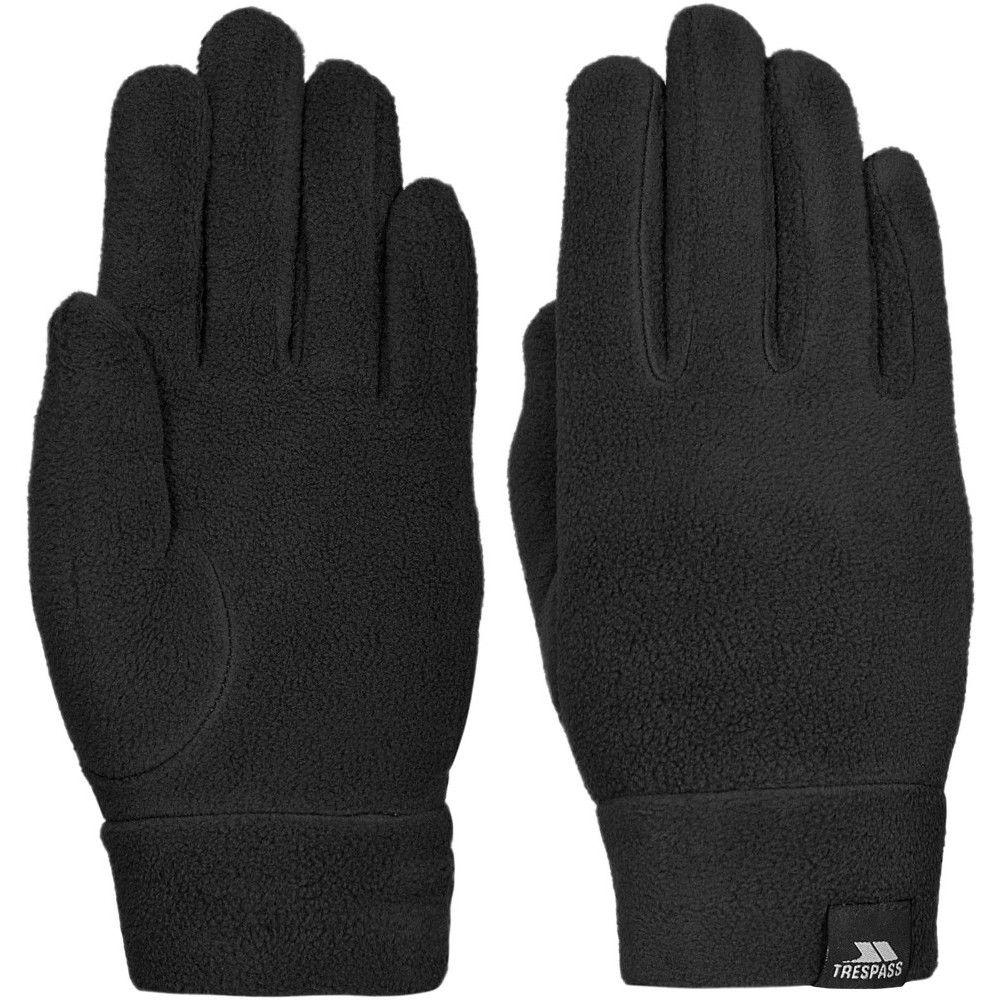Trespass Womens/Ladies Plummet II Knitted Polyester Fleece Gloves